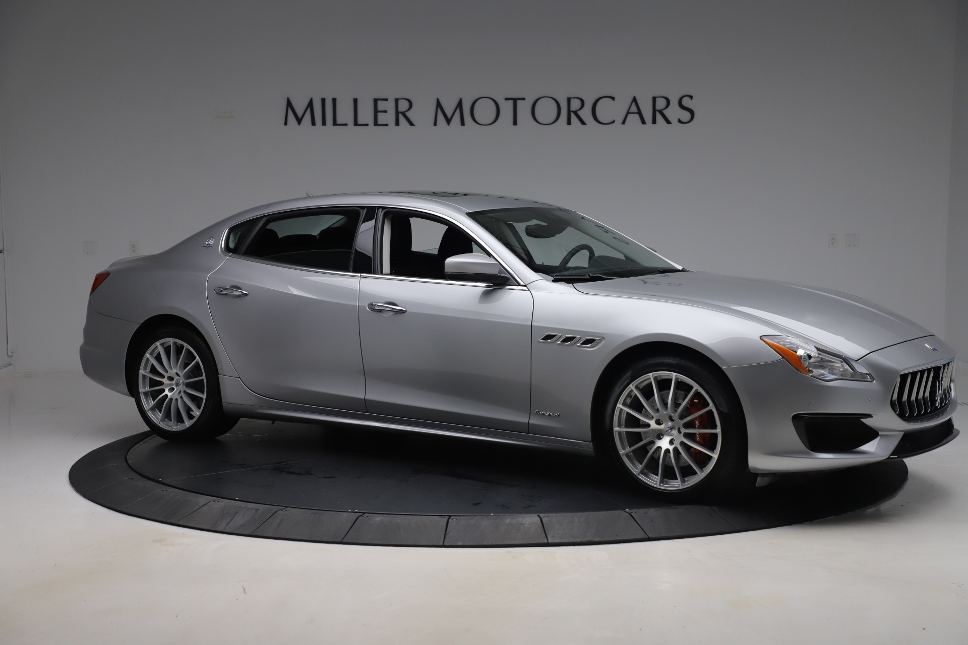 New 2017 Maserati Quattroporte S Q4 GranSport For Sale In Westport, CT 693_p10