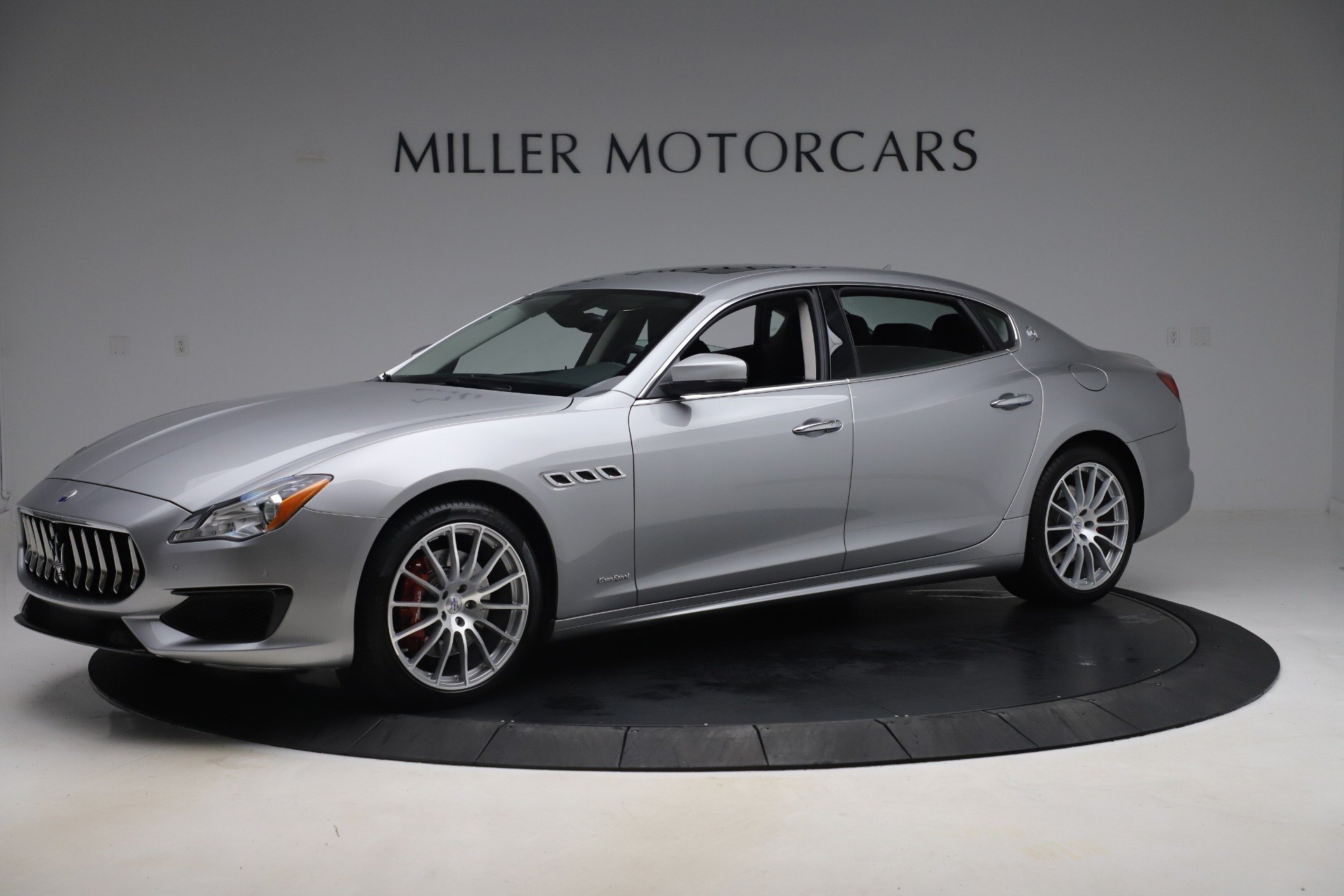 New 2017 Maserati Quattroporte S Q4 GranSport For Sale In Westport, CT 693_p2