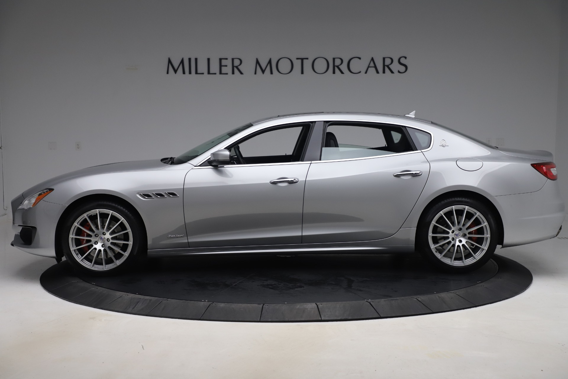 New 2017 Maserati Quattroporte S Q4 GranSport For Sale In Westport, CT 693_p3