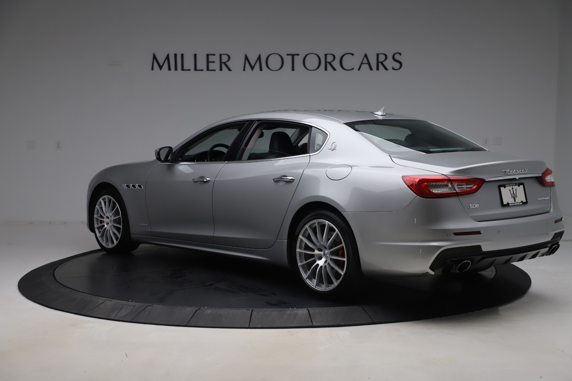 New 2017 Maserati Quattroporte S Q4 GranSport For Sale In Westport, CT 693_p4