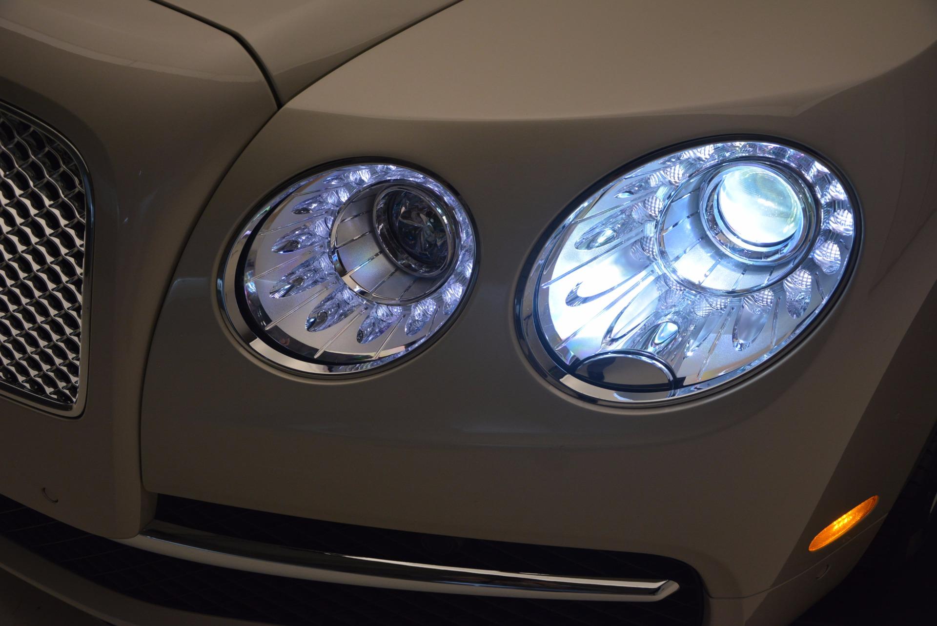 Used 2015 Bentley Flying Spur W12  For Sale In Westport, CT 694_p16