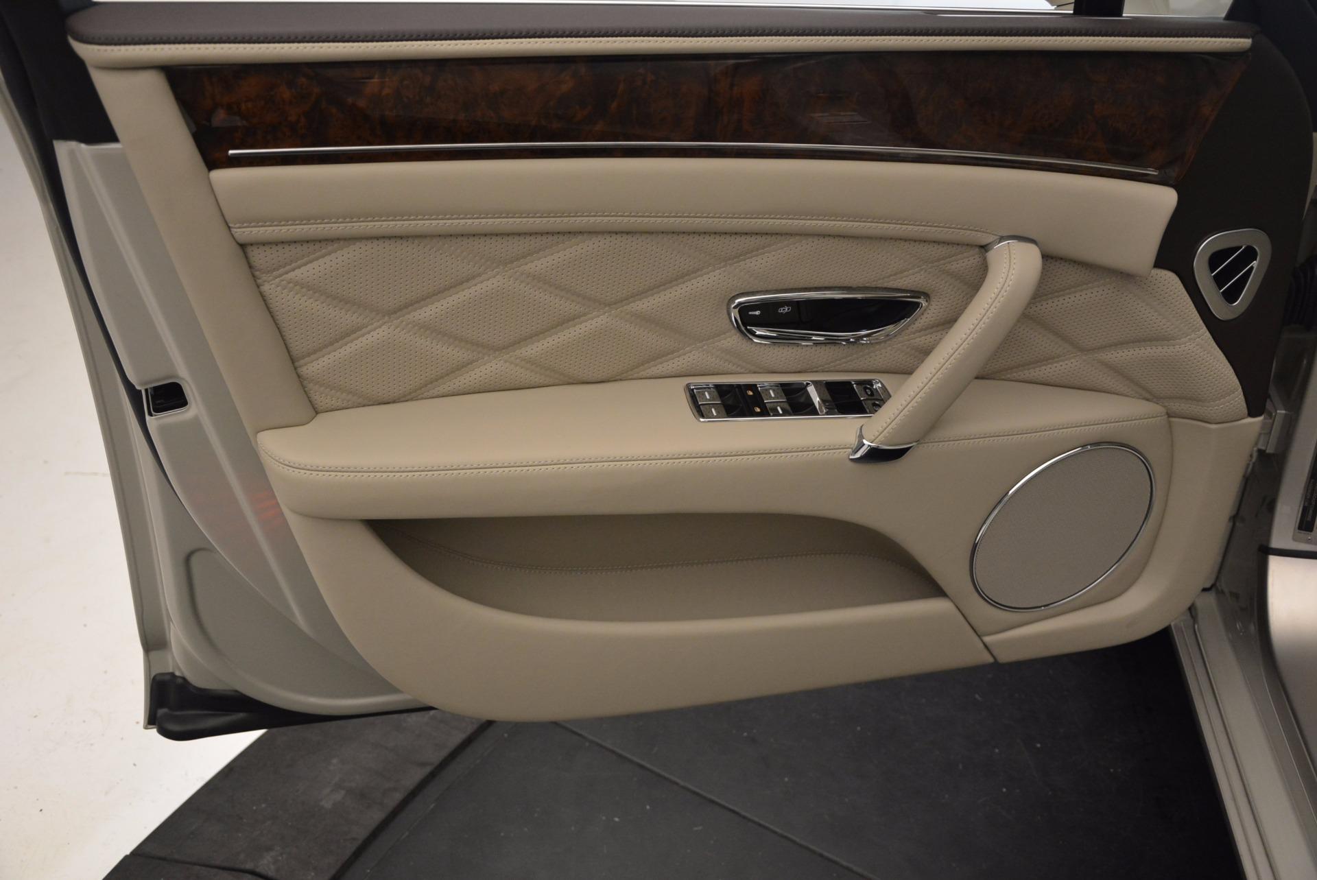 Used 2015 Bentley Flying Spur W12  For Sale In Westport, CT 694_p21