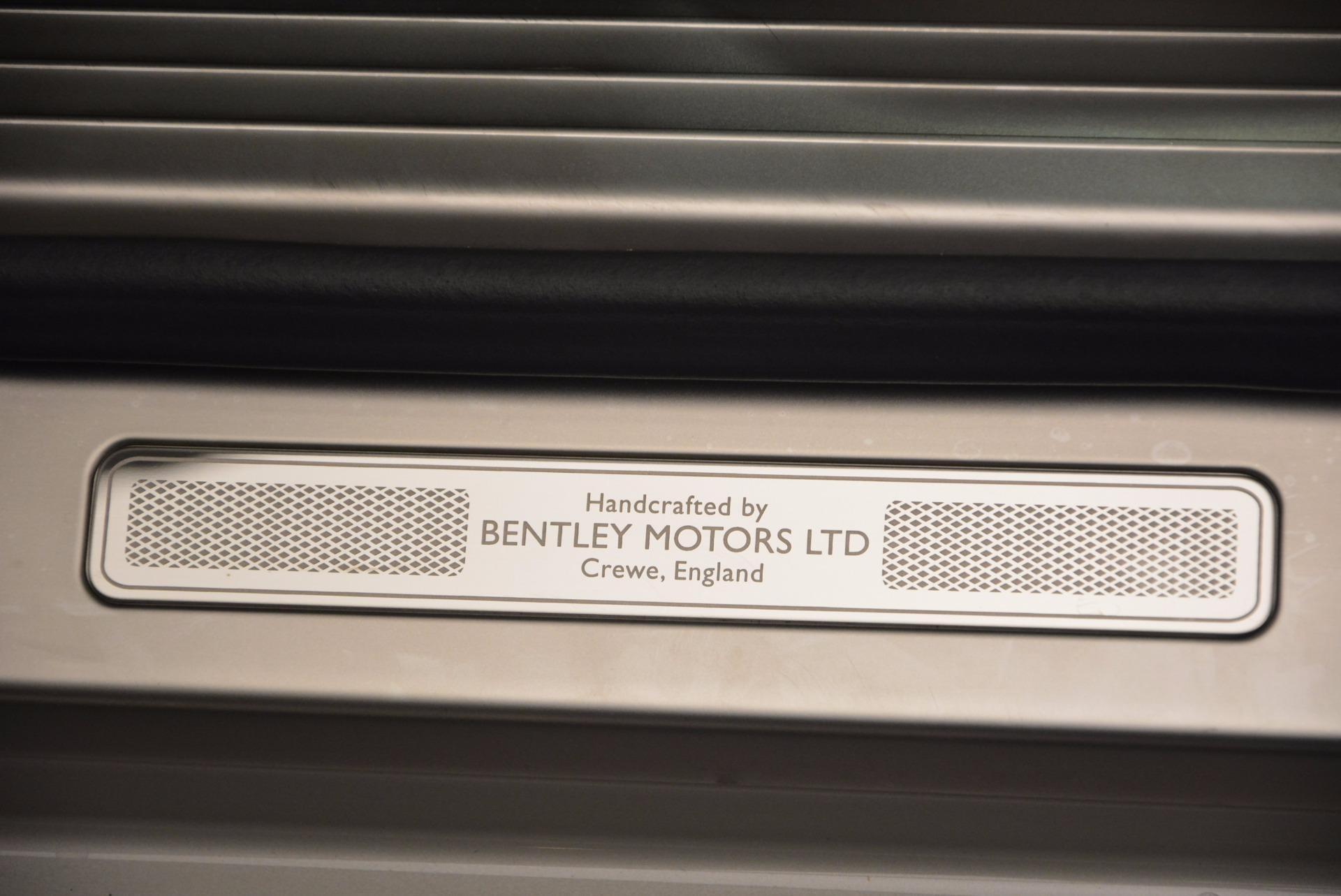 Used 2015 Bentley Flying Spur W12  For Sale In Westport, CT 694_p22