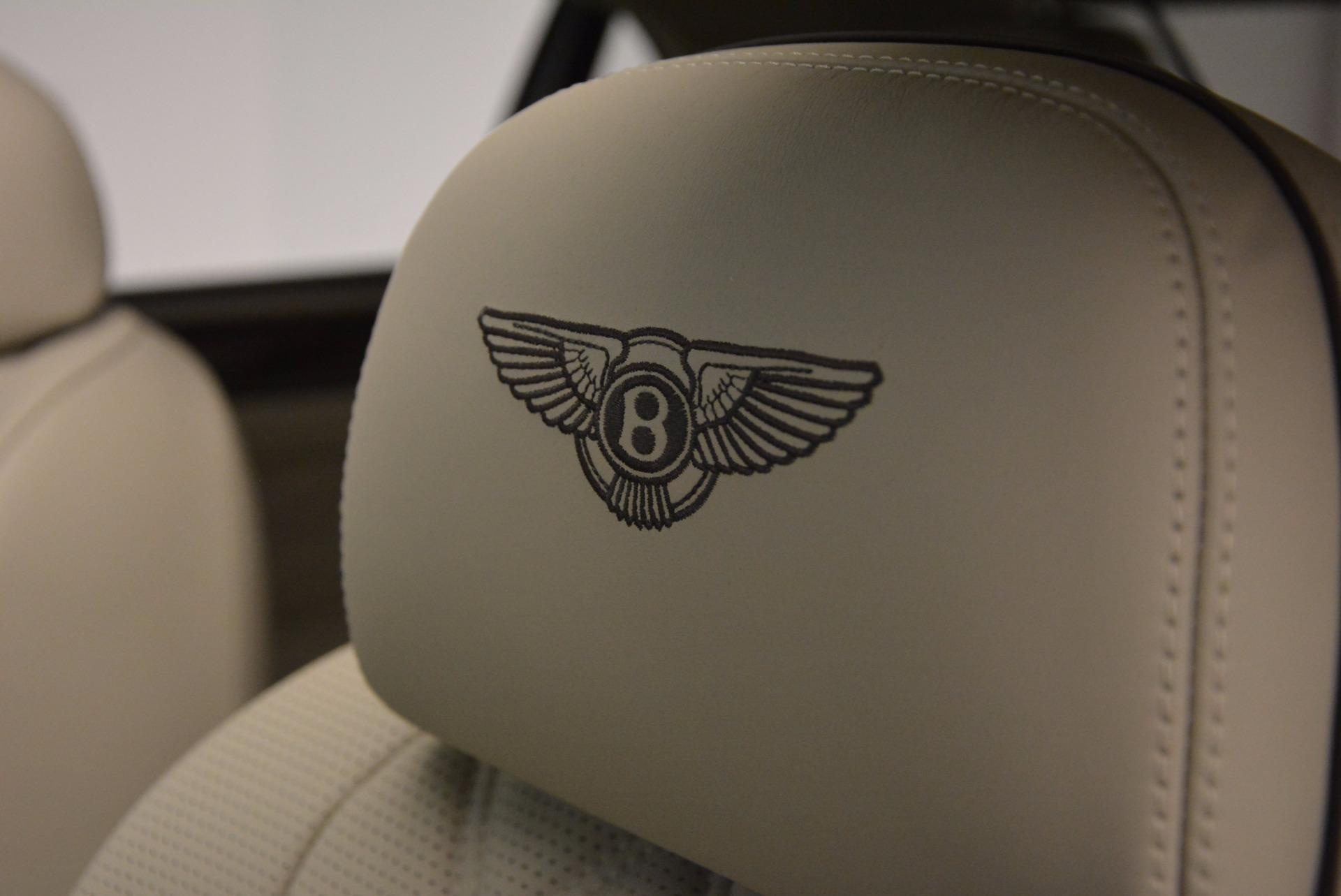 Used 2015 Bentley Flying Spur W12  For Sale In Westport, CT 694_p26