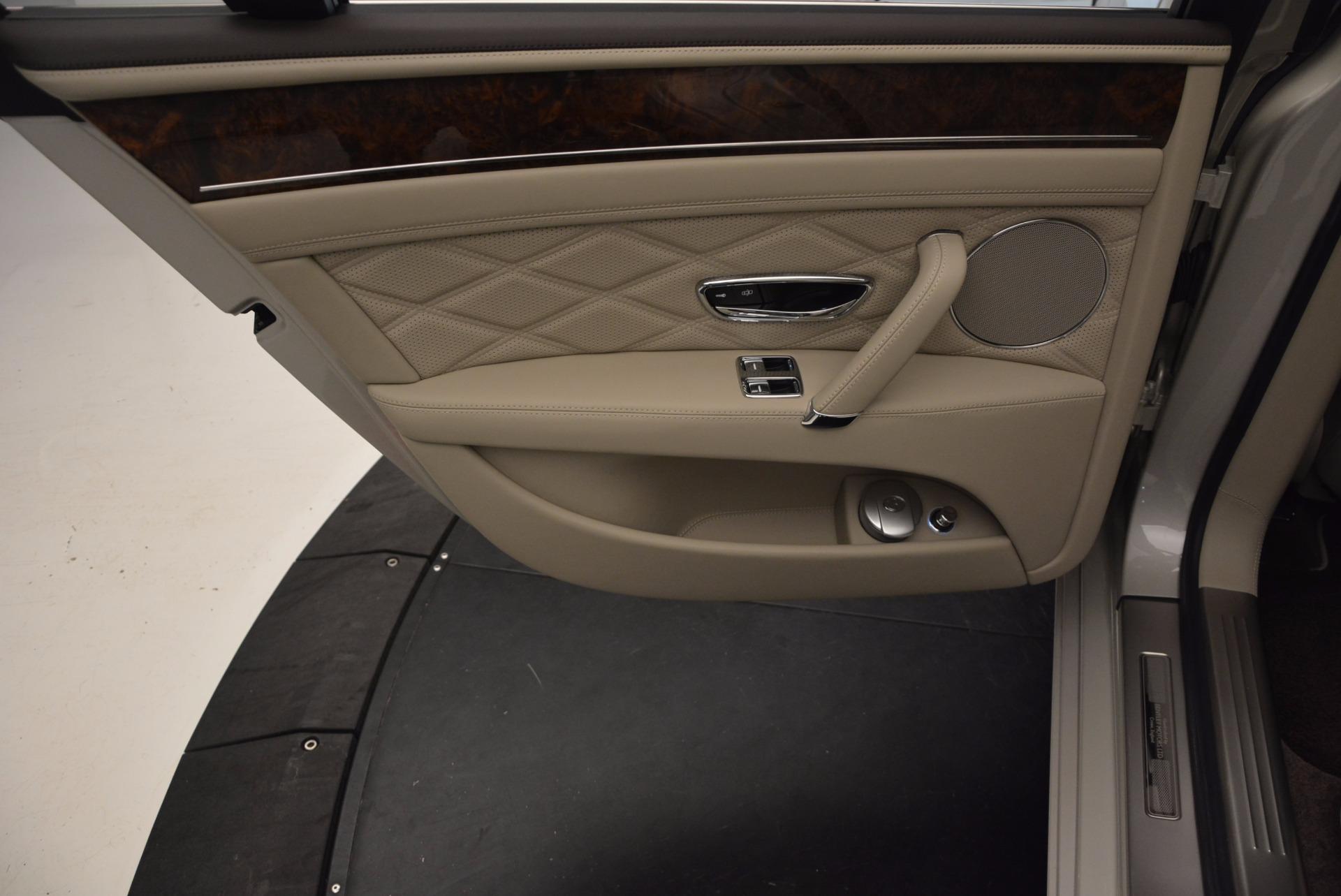Used 2015 Bentley Flying Spur W12  For Sale In Westport, CT 694_p27