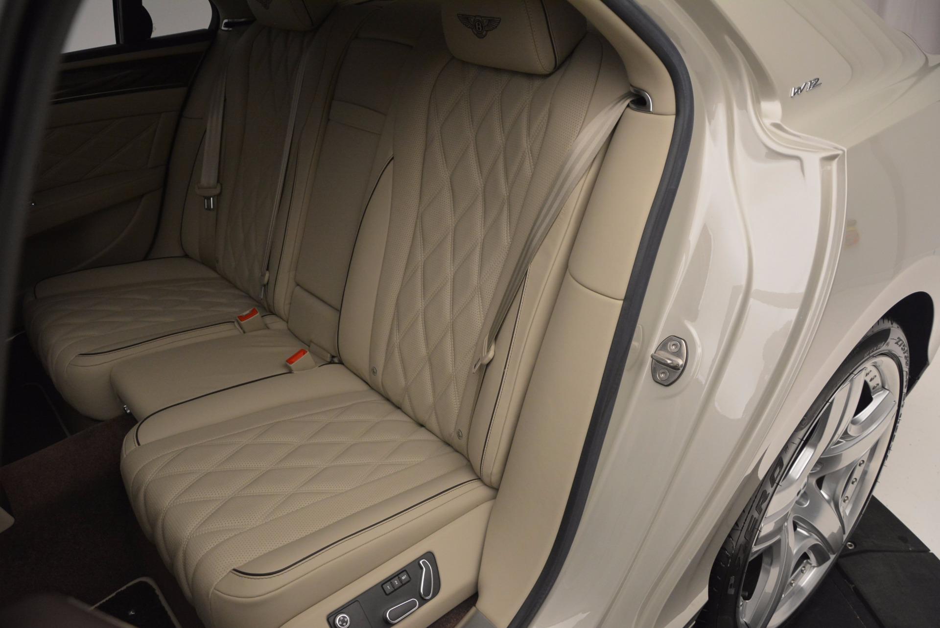Used 2015 Bentley Flying Spur W12  For Sale In Westport, CT 694_p28