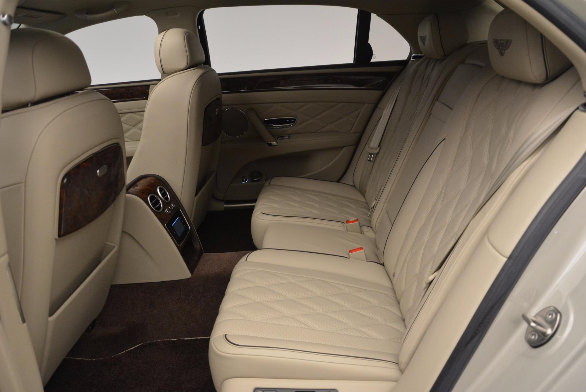 Used 2015 Bentley Flying Spur W12  For Sale In Westport, CT 694_p29