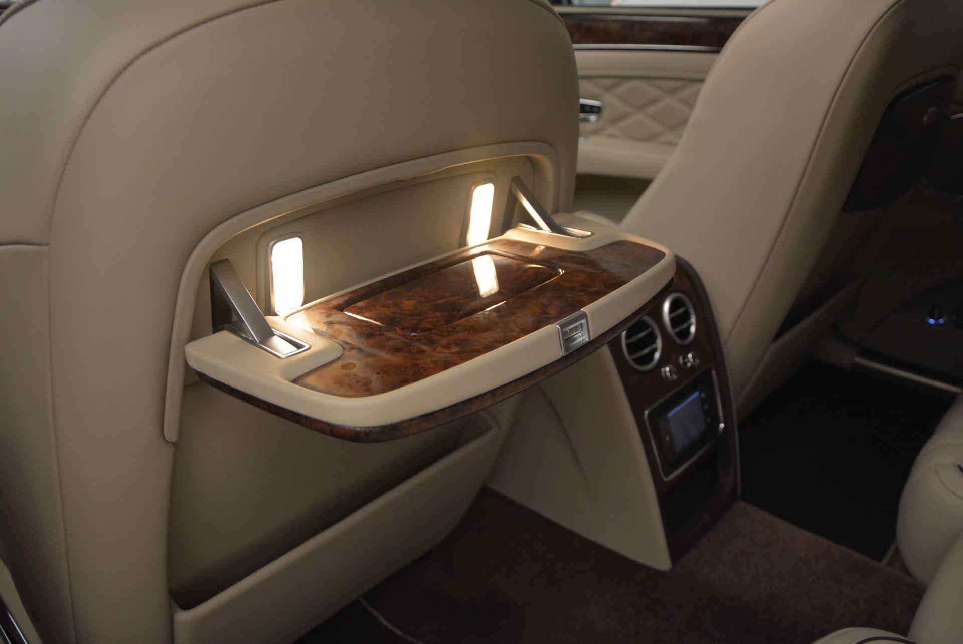 Used 2015 Bentley Flying Spur W12  For Sale In Westport, CT 694_p31