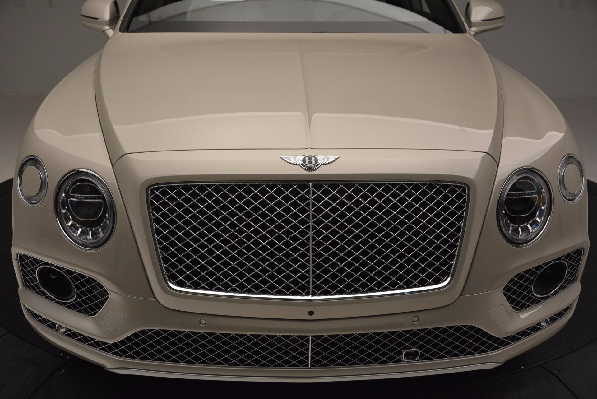Used 2017 Bentley Bentayga  For Sale In Westport, CT 695_p10