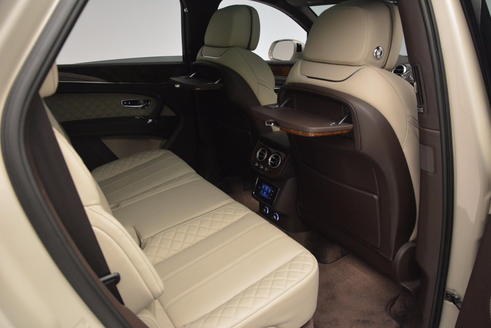 Used 2017 Bentley Bentayga  For Sale In Westport, CT 695_p41