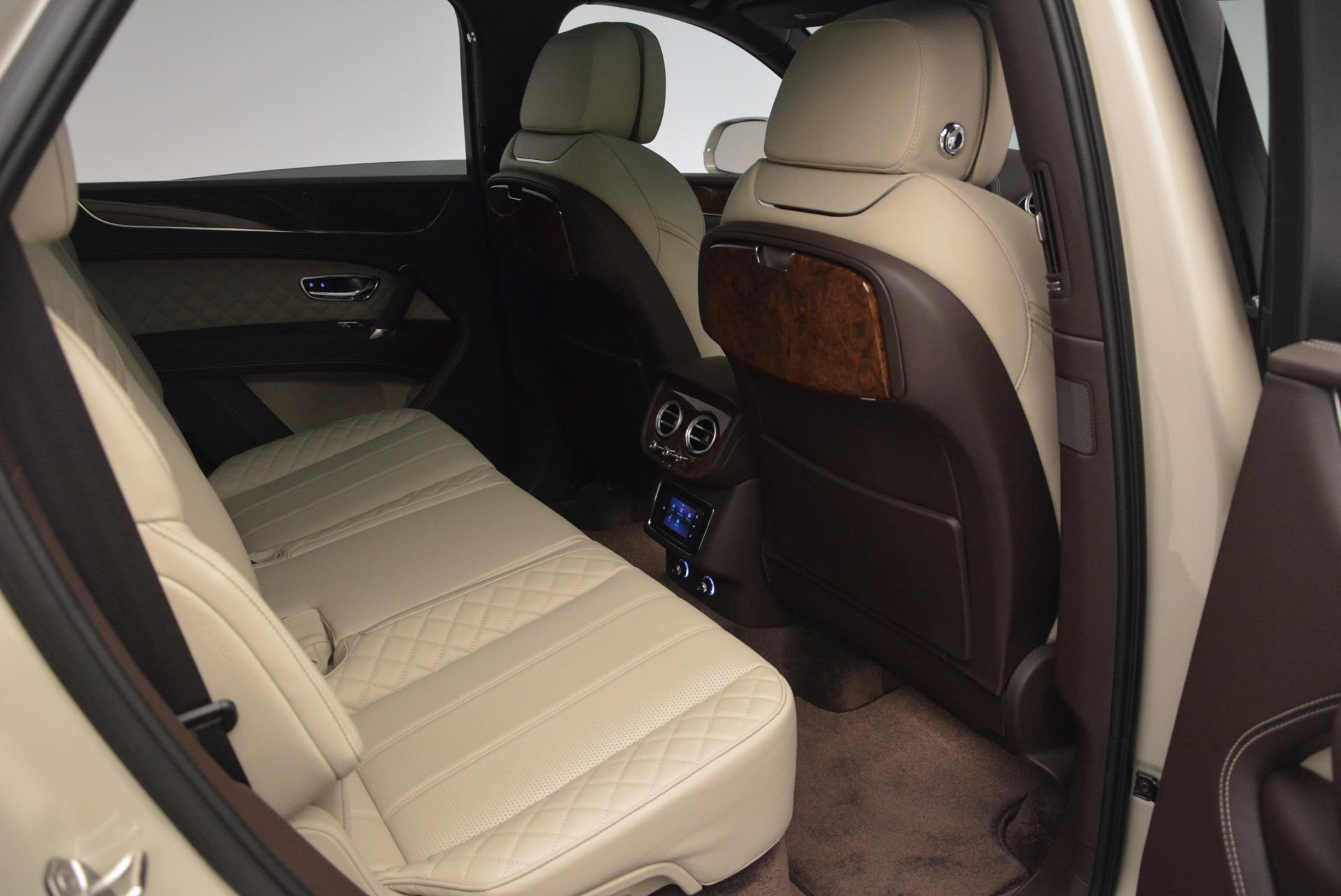 Used 2017 Bentley Bentayga  For Sale In Westport, CT 695_p42