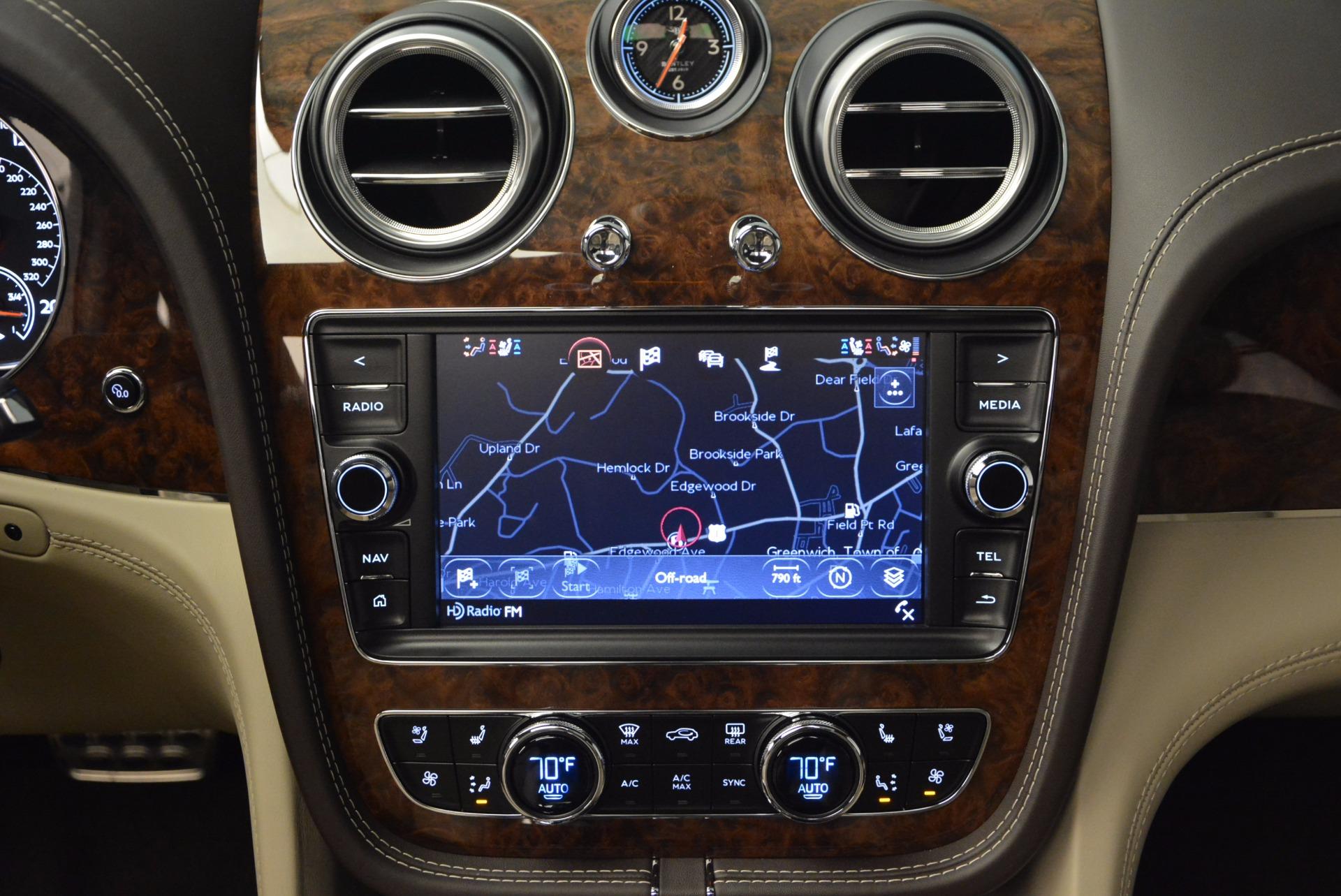 Used 2017 Bentley Bentayga  For Sale In Westport, CT 695_p51
