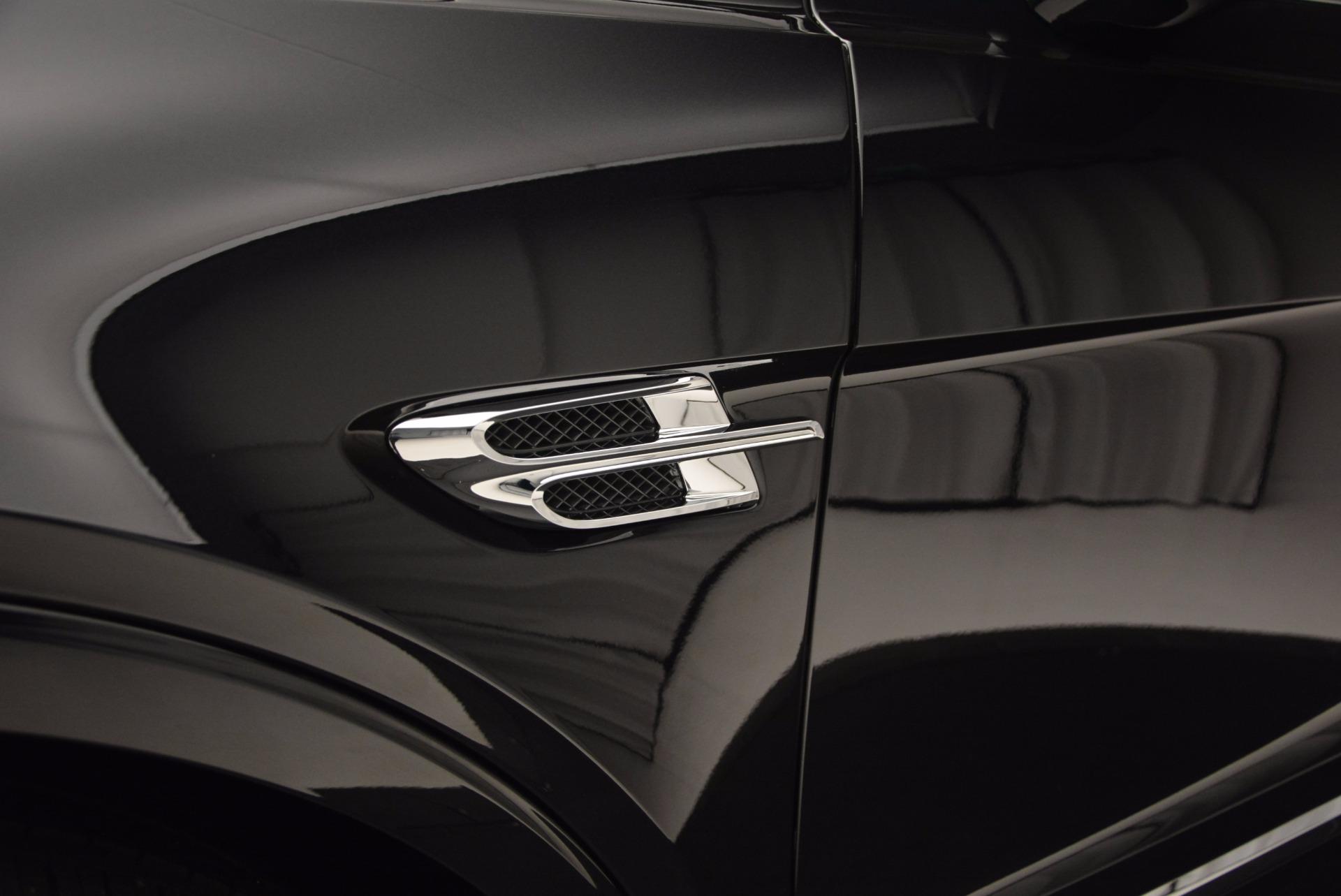 Used 2017 Bentley Bentayga W12 For Sale In Westport, CT 696_p16