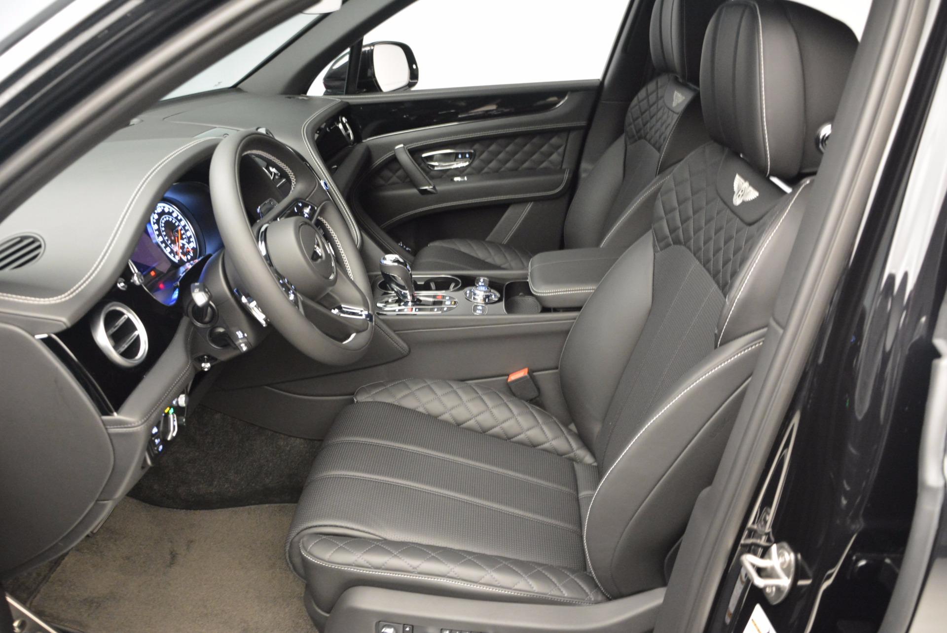 Used 2017 Bentley Bentayga W12 For Sale In Westport, CT 696_p18