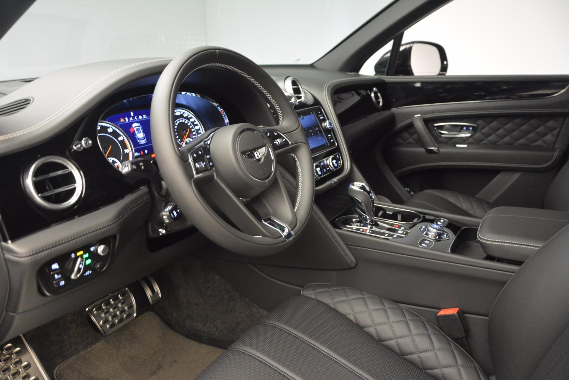 Used 2017 Bentley Bentayga W12 For Sale In Westport, CT 696_p19