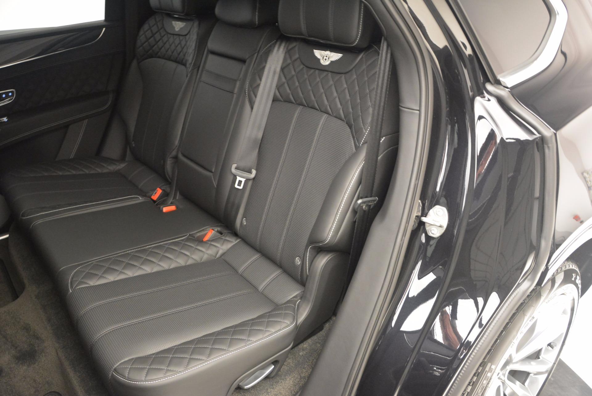 Used 2017 Bentley Bentayga W12 For Sale In Westport, CT 696_p23