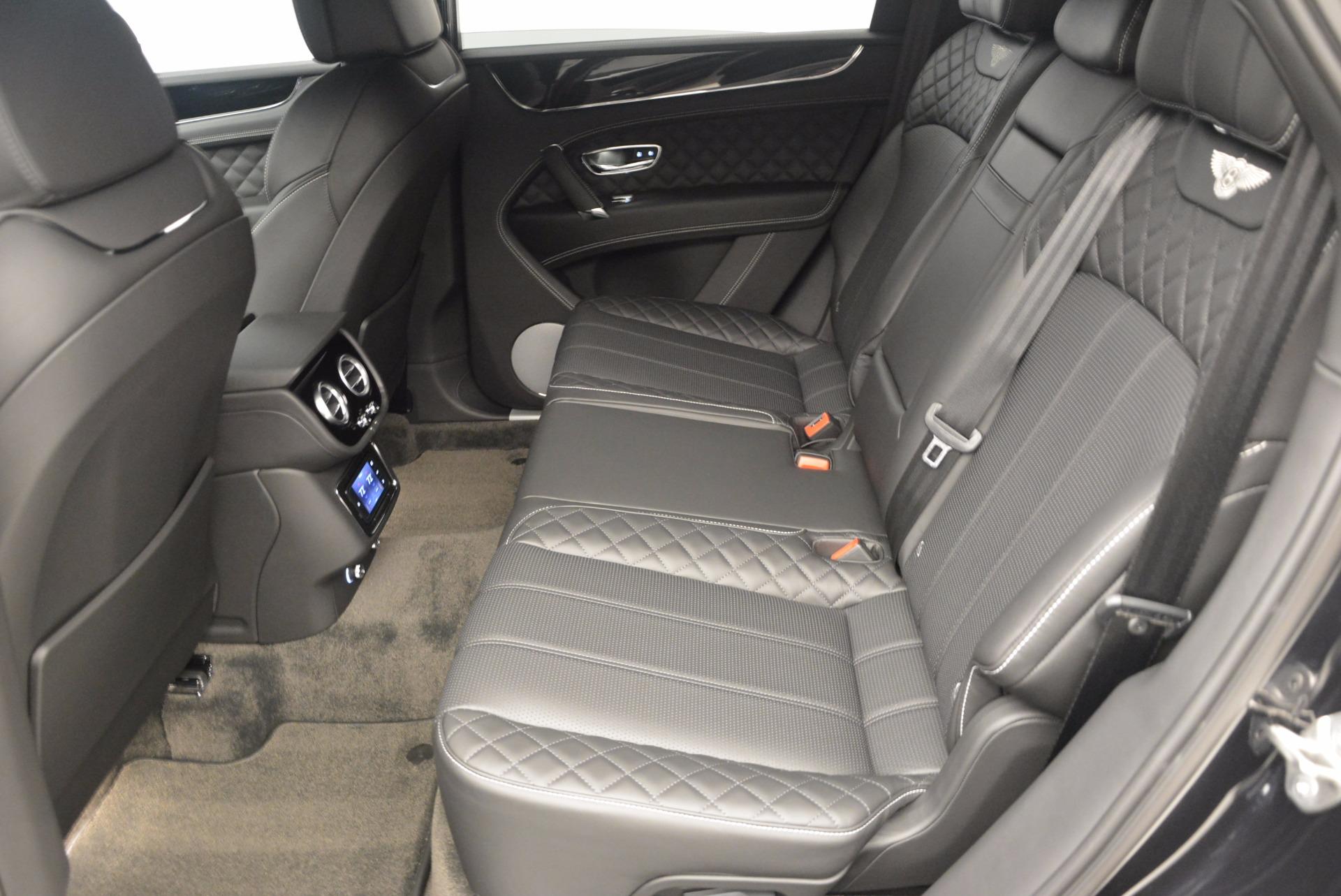 Used 2017 Bentley Bentayga W12 For Sale In Westport, CT 696_p24