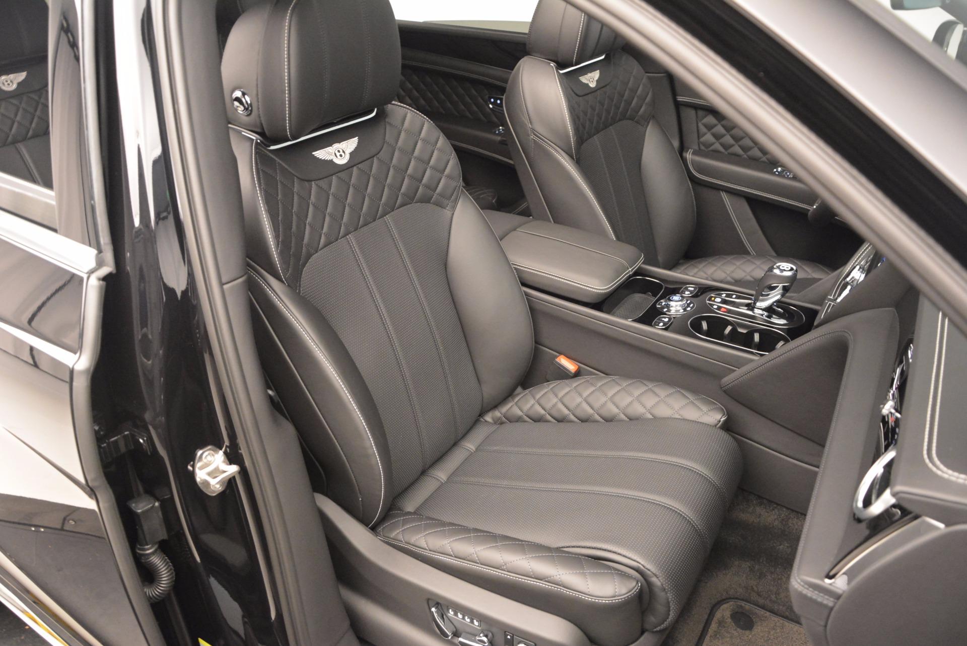 Used 2017 Bentley Bentayga W12 For Sale In Westport, CT 696_p26