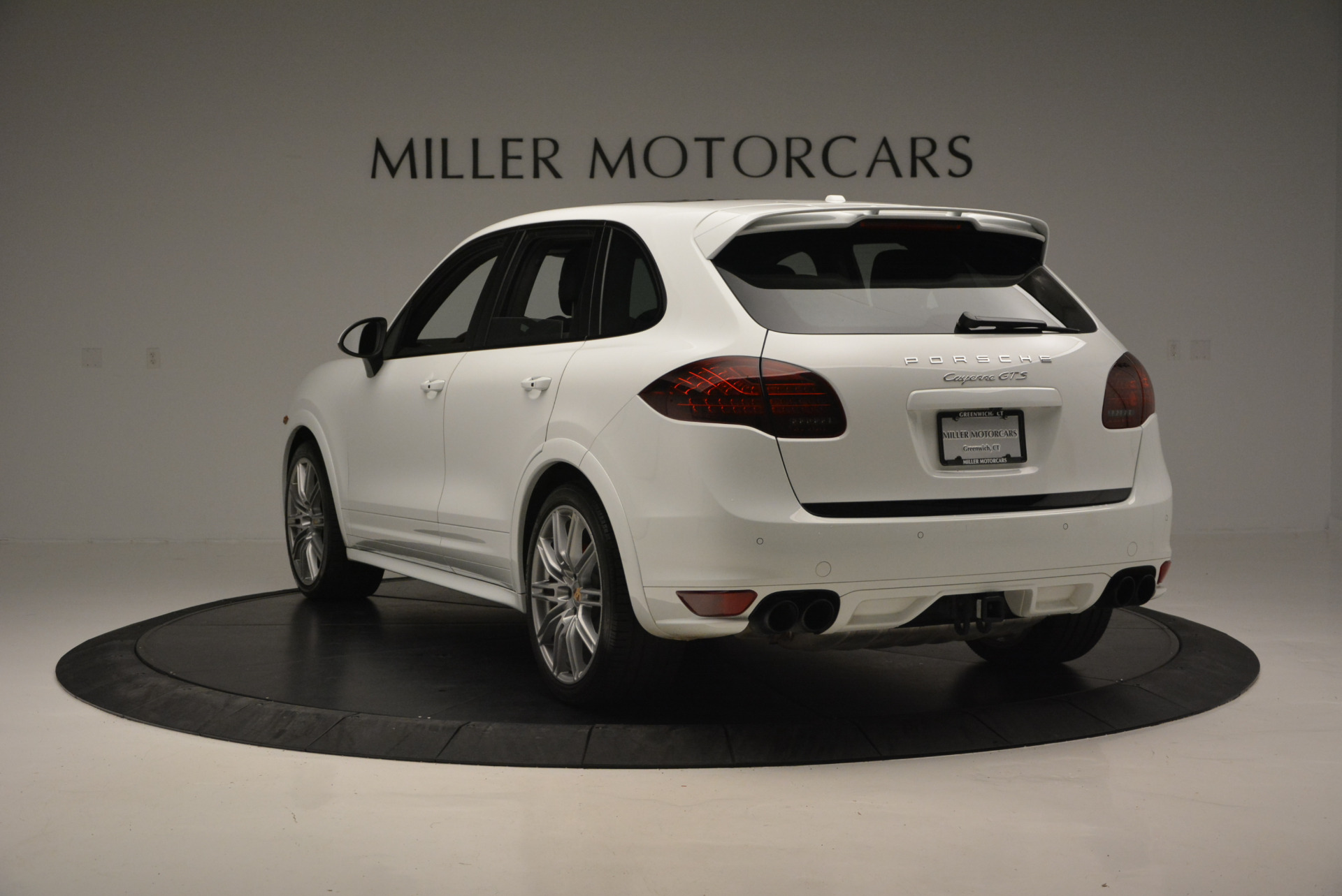 Used 2014 Porsche Cayenne GTS For Sale In Westport, CT 697_p5