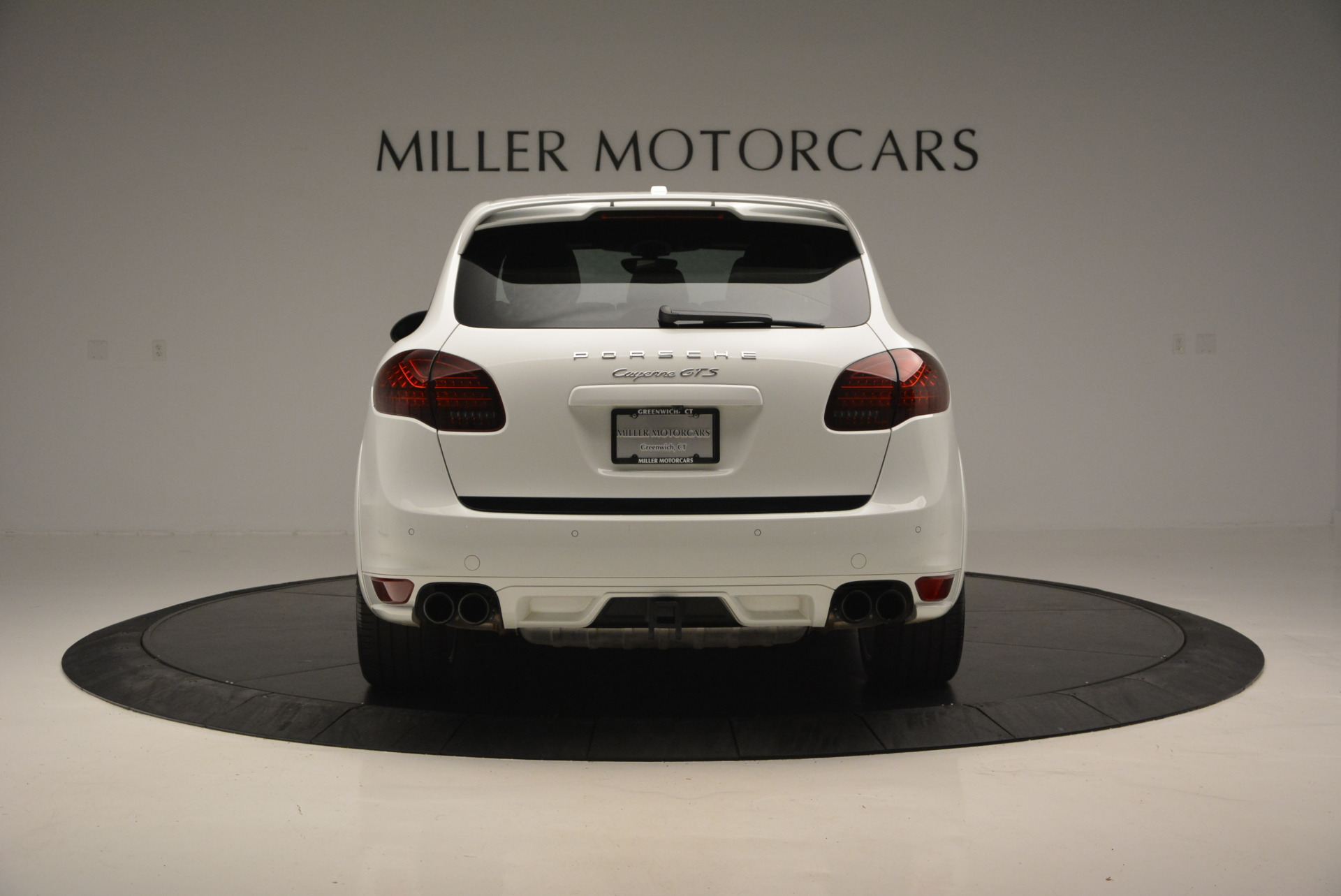 Used 2014 Porsche Cayenne GTS For Sale In Westport, CT 697_p6