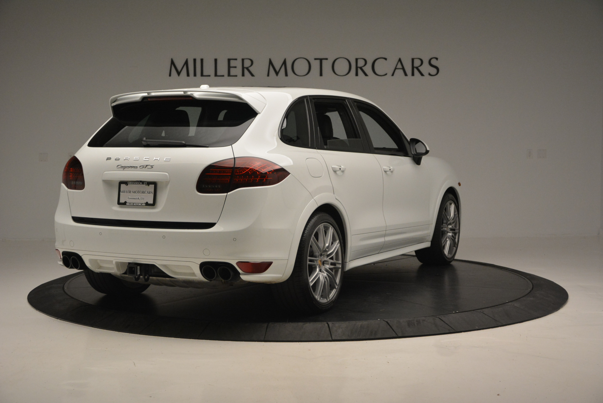 Used 2014 Porsche Cayenne GTS For Sale In Westport, CT 697_p7