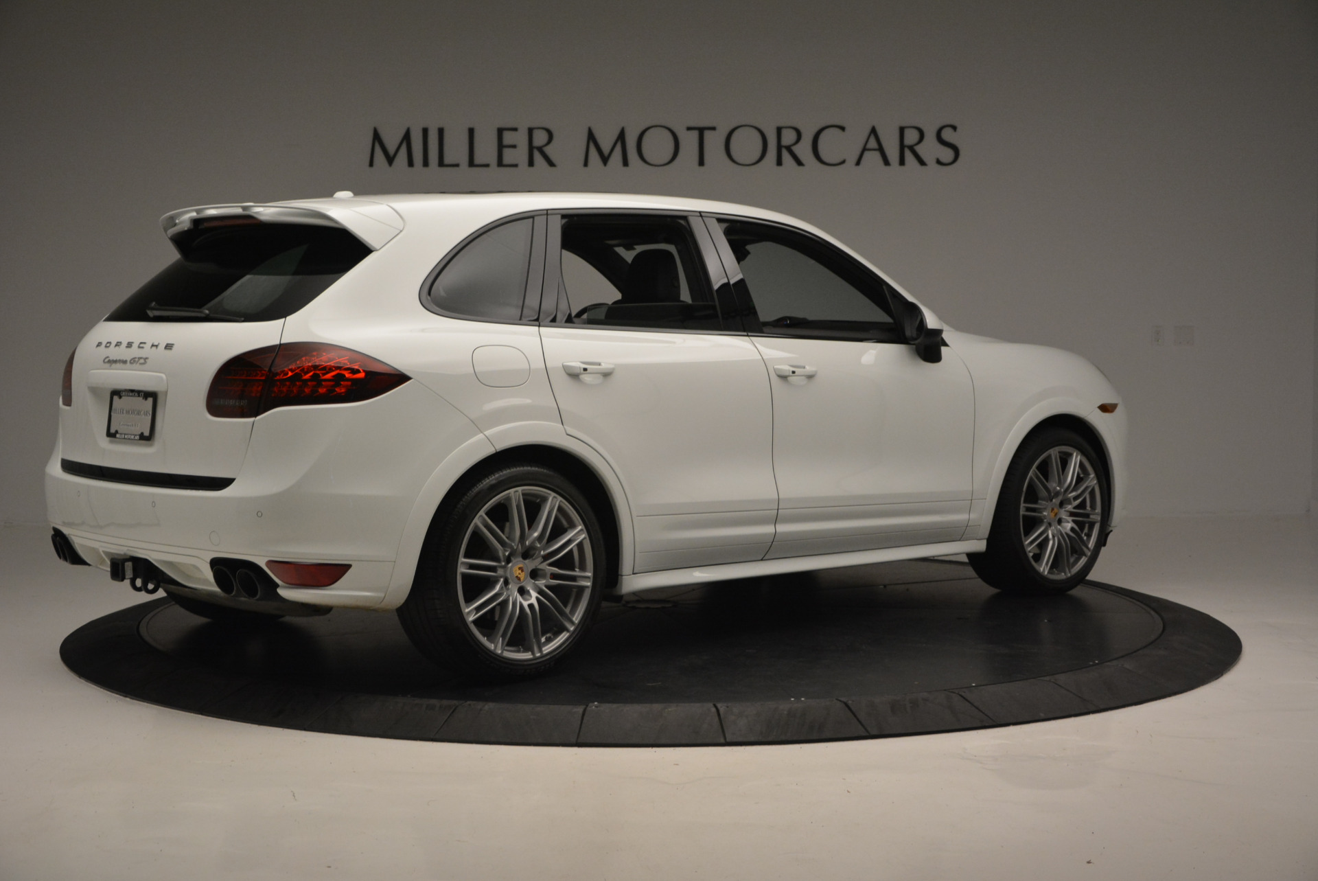 Used 2014 Porsche Cayenne GTS For Sale In Westport, CT 697_p8