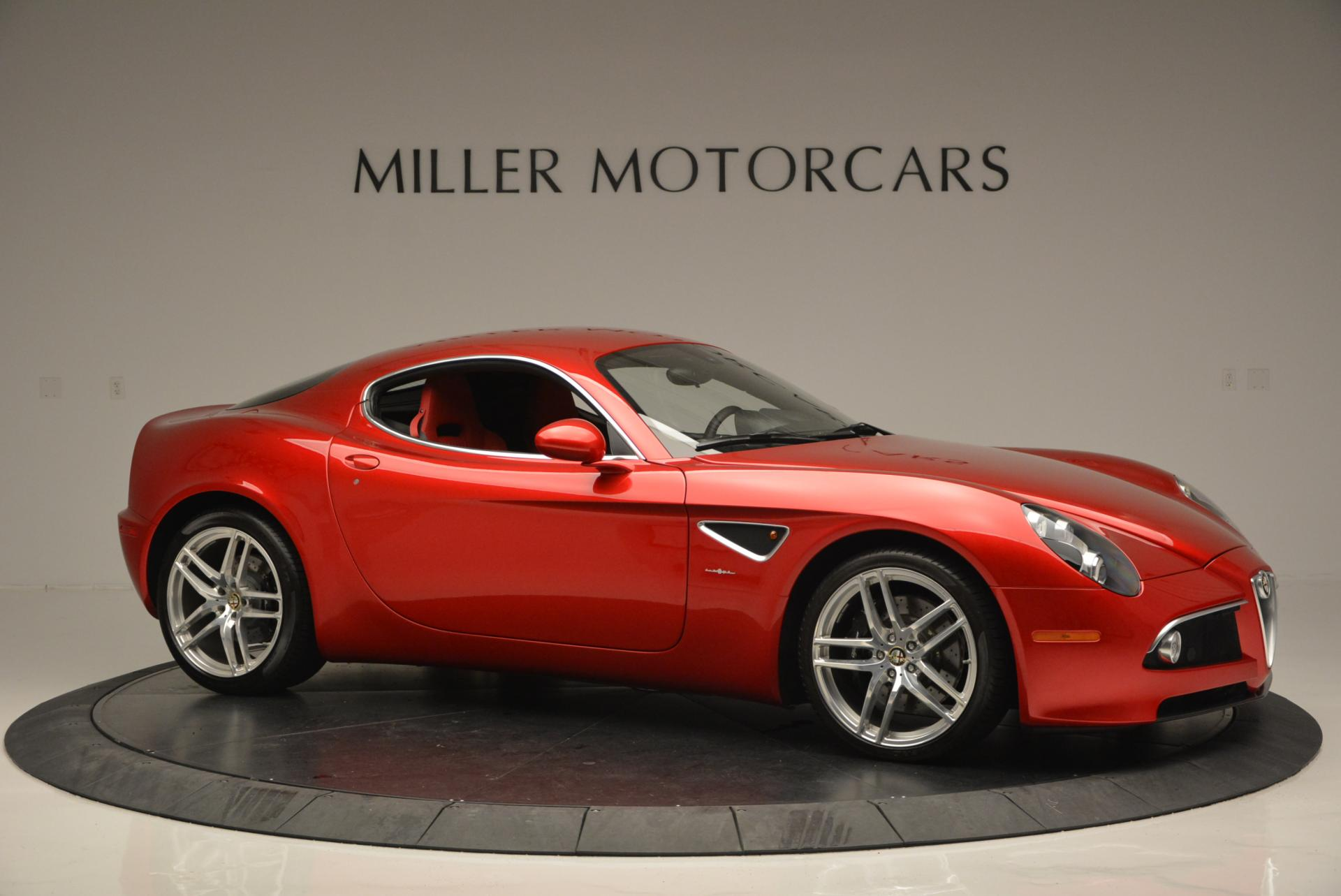 Used 2008 Alfa Romeo 8C  For Sale In Westport, CT 7_p10