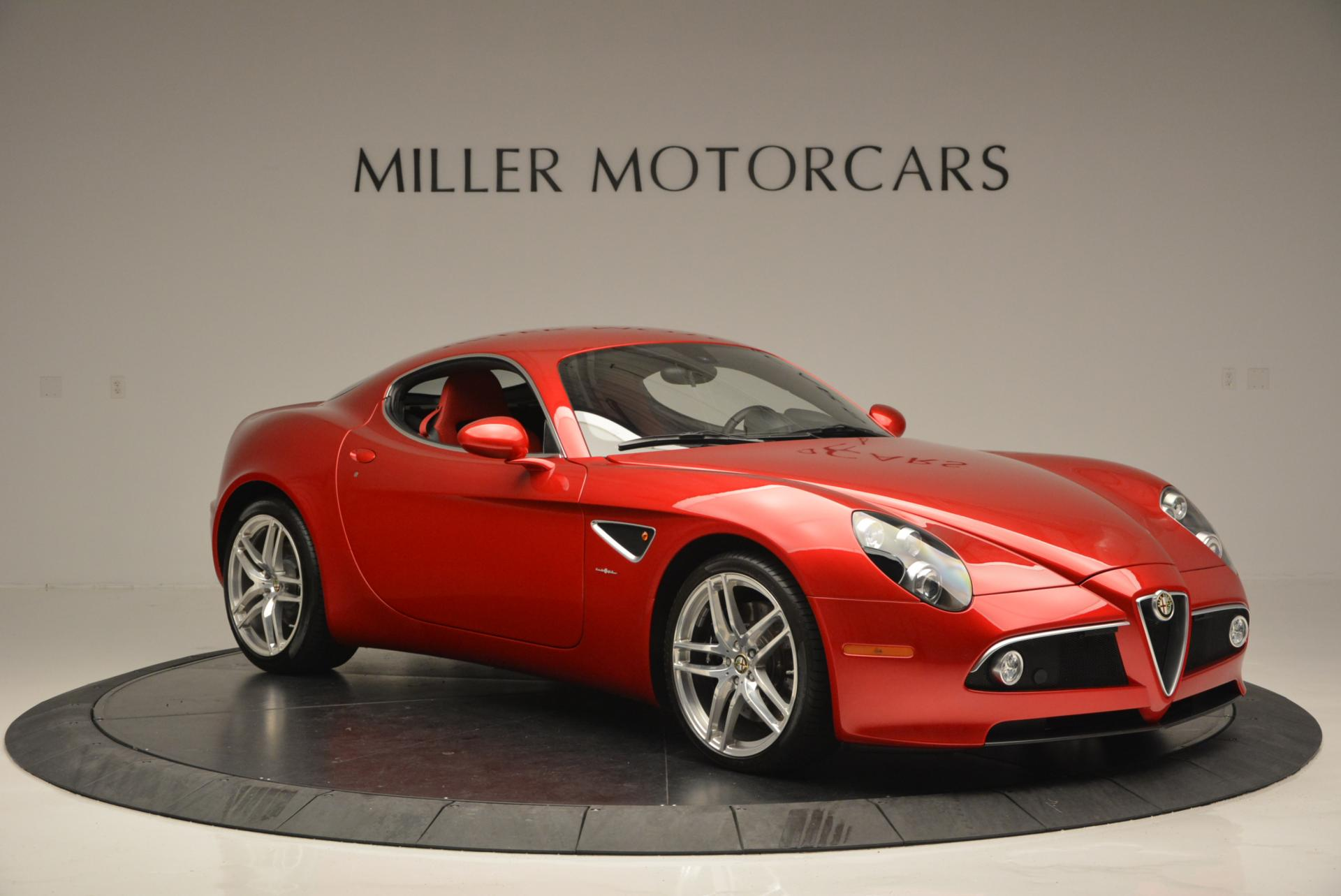 Used 2008 Alfa Romeo 8C  For Sale In Westport, CT 7_p11
