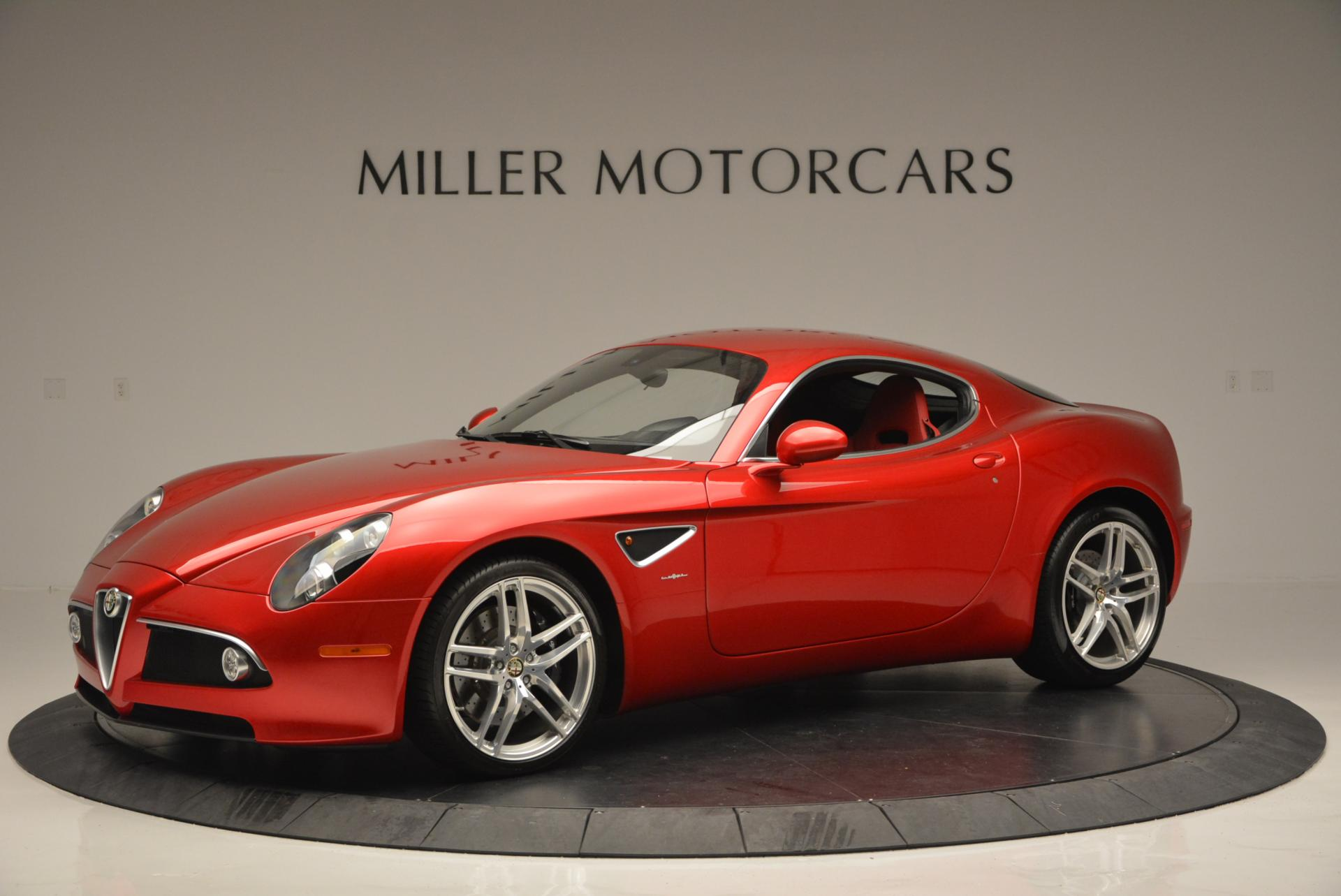 Used 2008 Alfa Romeo 8C  For Sale In Westport, CT 7_p2