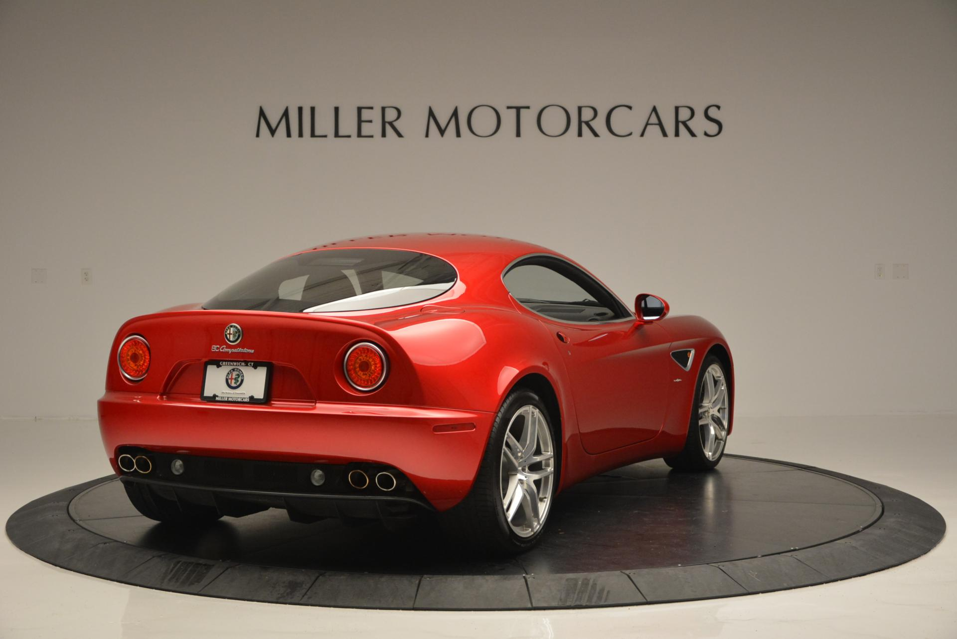 Used 2008 Alfa Romeo 8C  For Sale In Westport, CT 7_p7