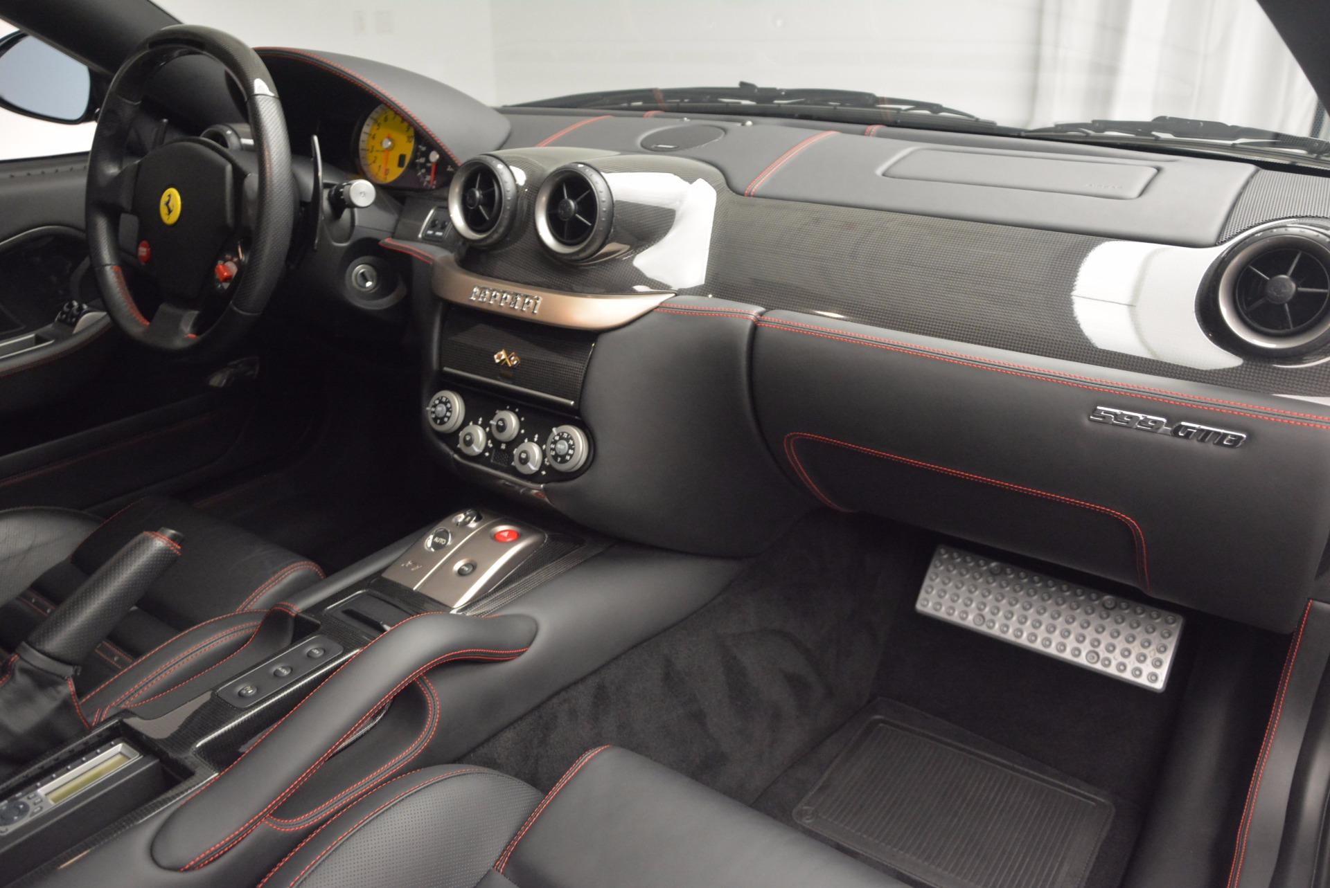 Used 2008 Ferrari 599 GTB Fiorano  For Sale In Westport, CT 700_p17