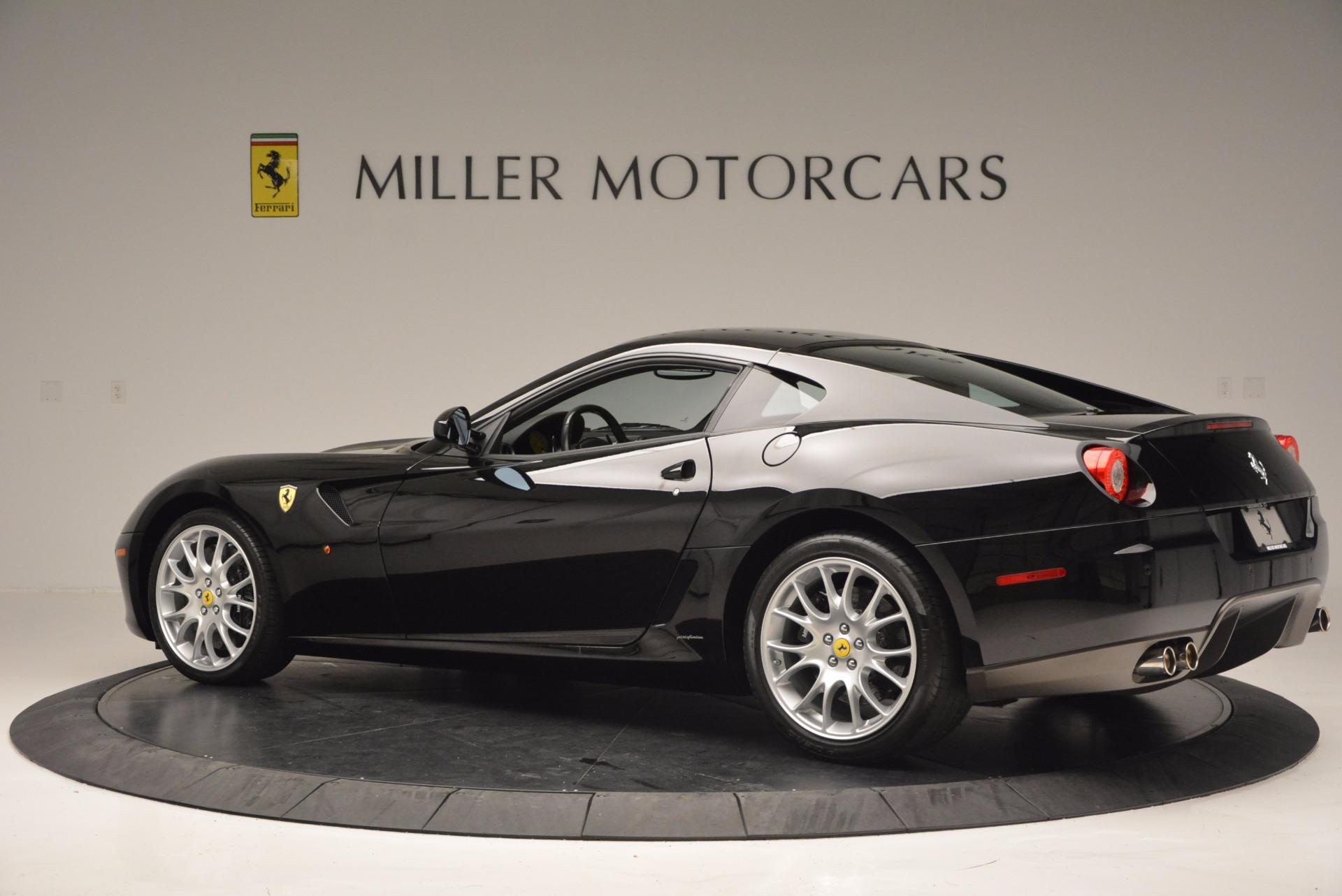 Used 2008 Ferrari 599 GTB Fiorano  For Sale In Westport, CT 700_p4