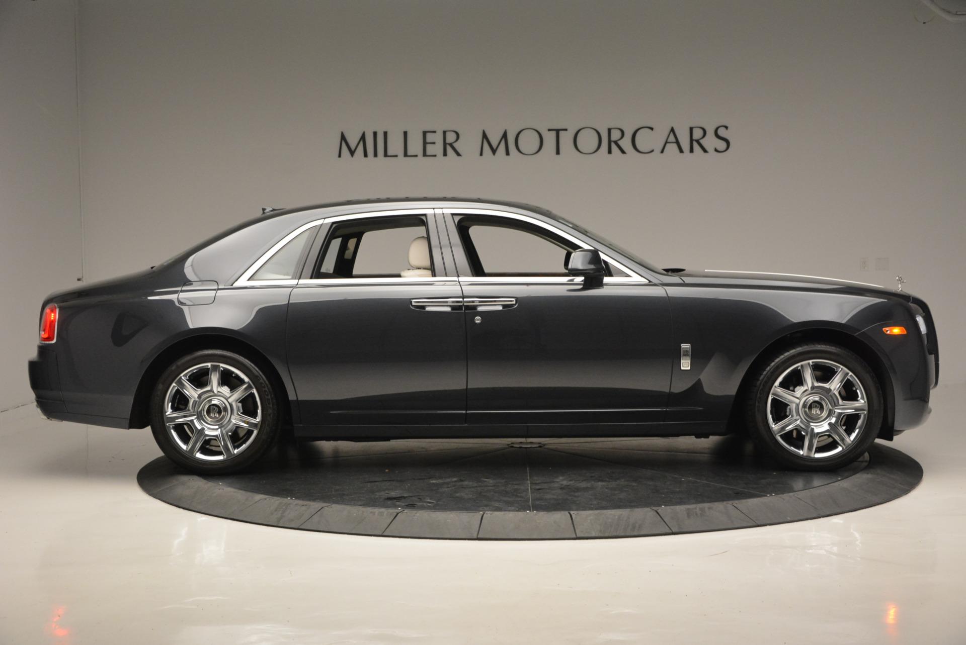 Used 2013 Rolls-Royce Ghost  For Sale In Westport, CT 702_p10