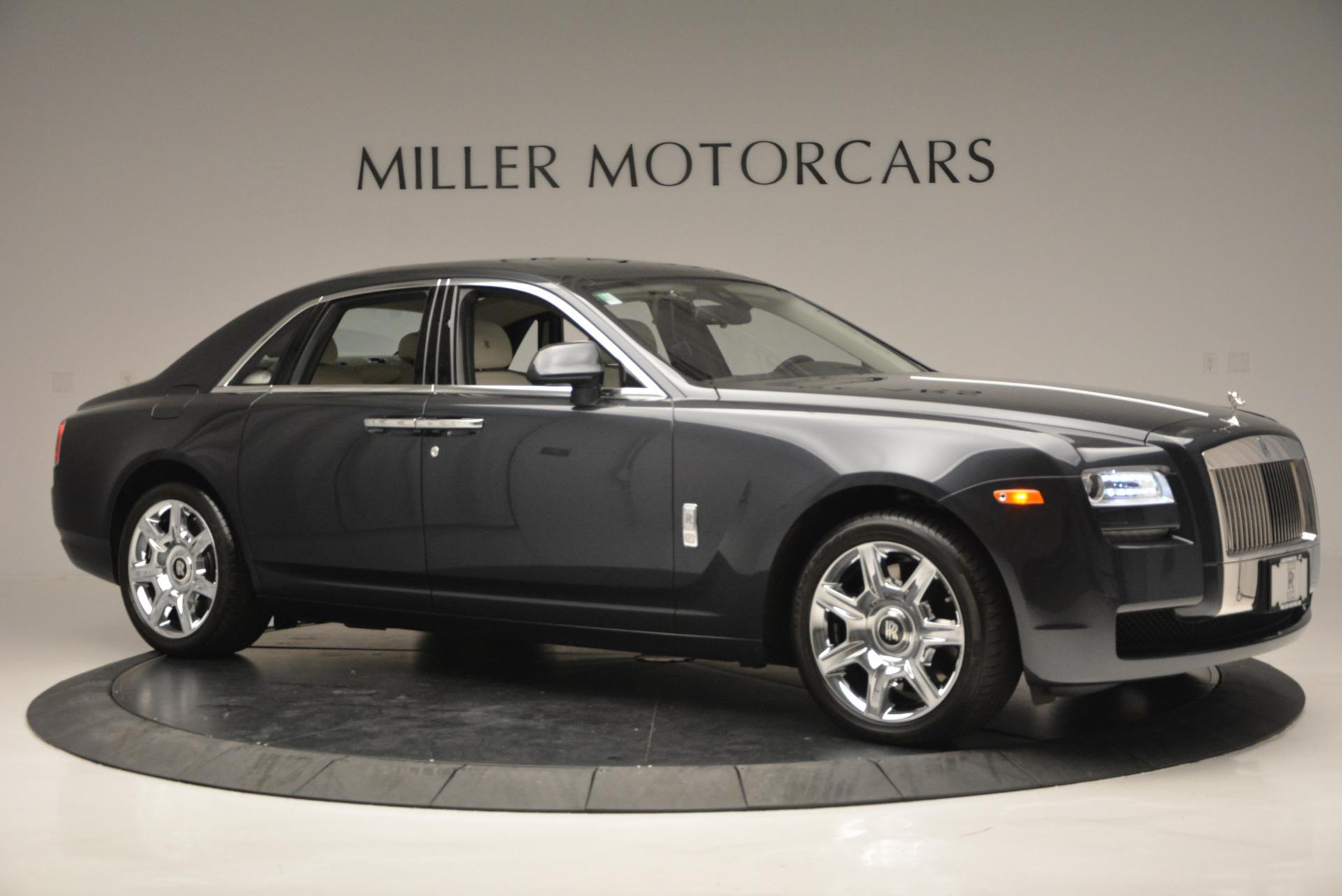 Used 2013 Rolls-Royce Ghost  For Sale In Westport, CT 702_p11