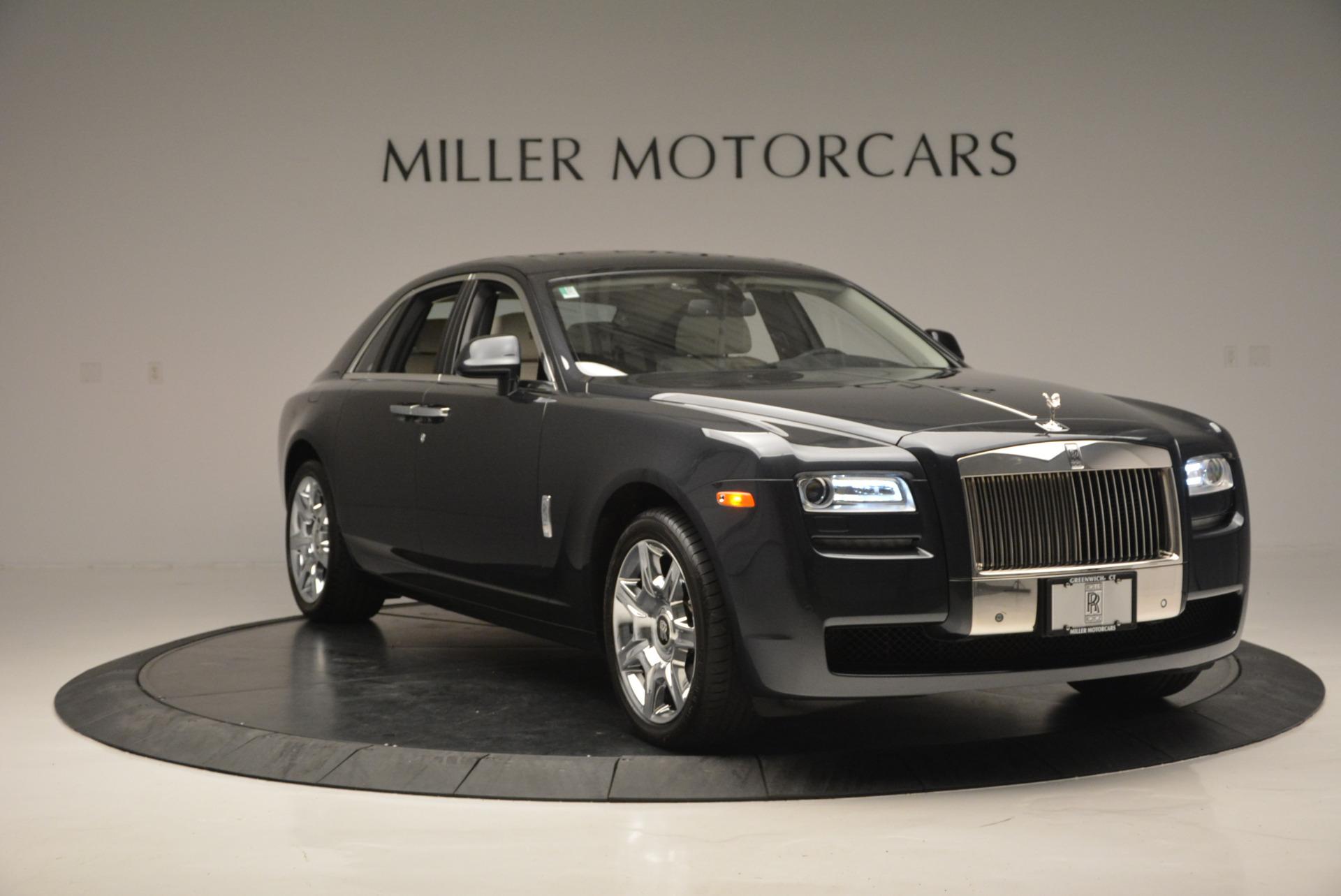 Used 2013 Rolls-Royce Ghost  For Sale In Westport, CT 702_p12