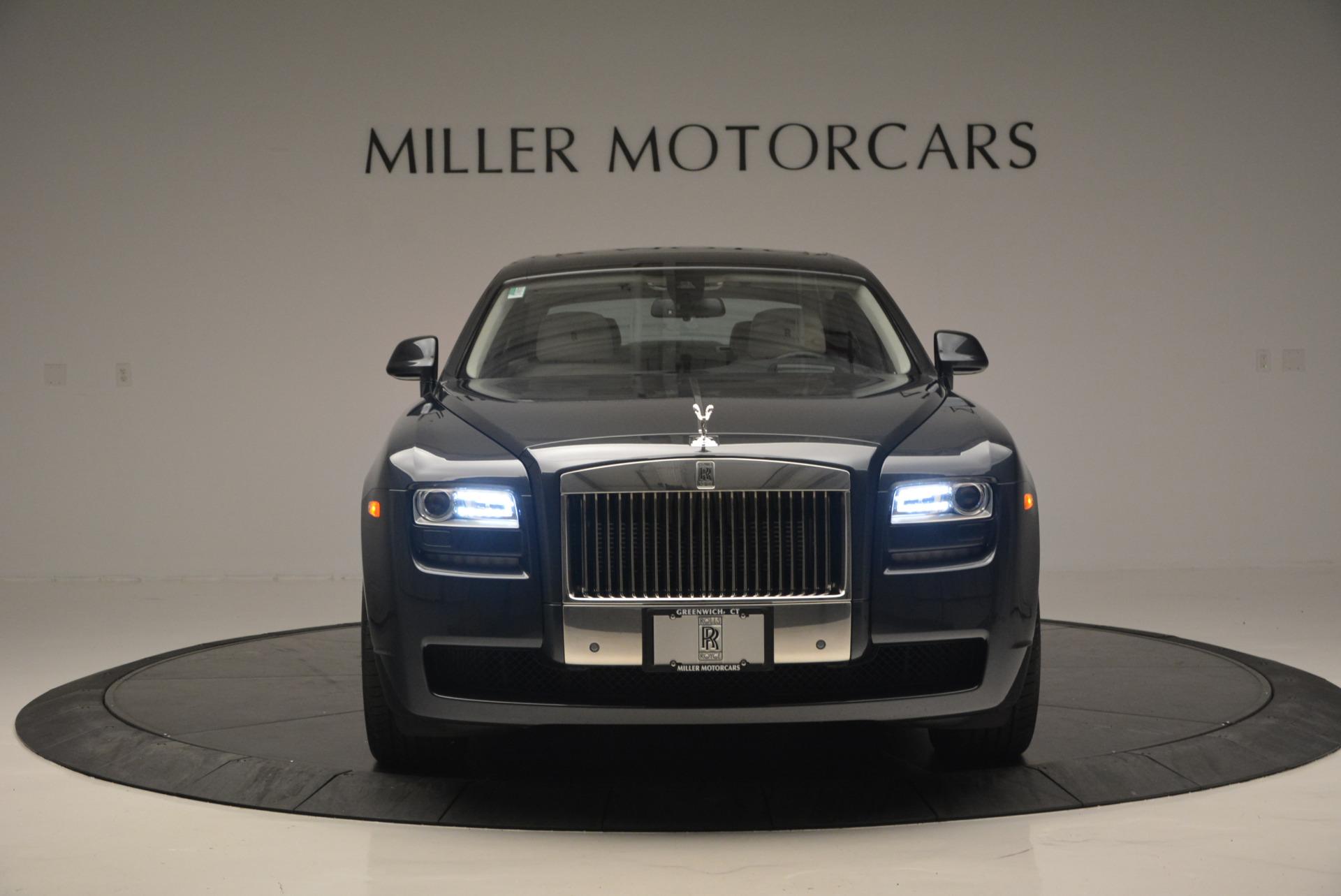 Used 2013 Rolls-Royce Ghost  For Sale In Westport, CT 702_p13