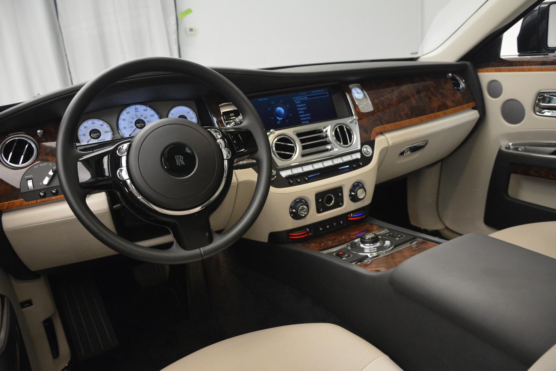 Used 2013 Rolls-Royce Ghost  For Sale In Westport, CT 702_p18