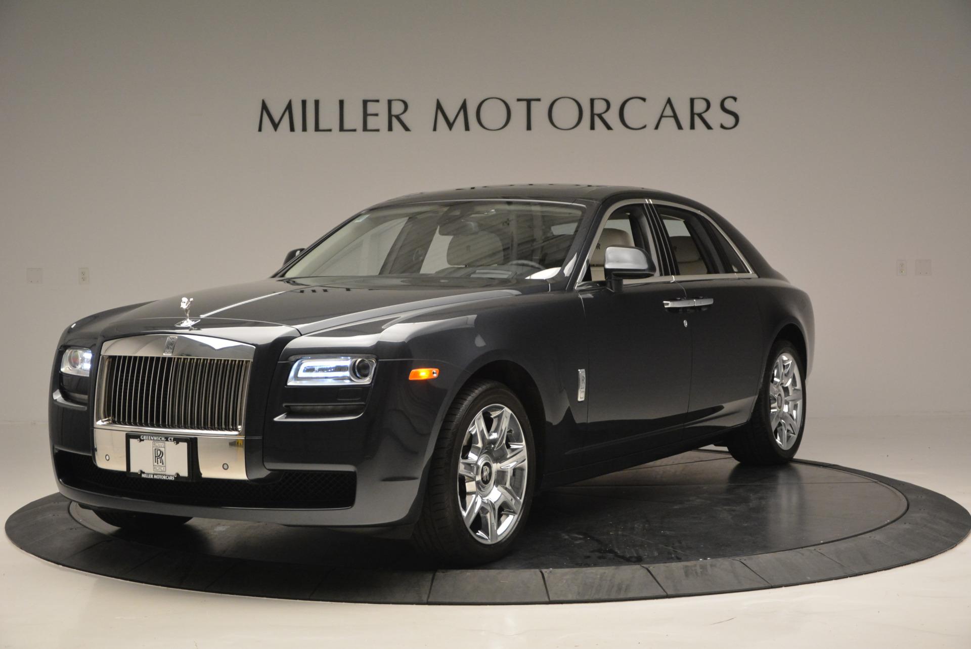 Used 2013 Rolls-Royce Ghost  For Sale In Westport, CT 702_p2
