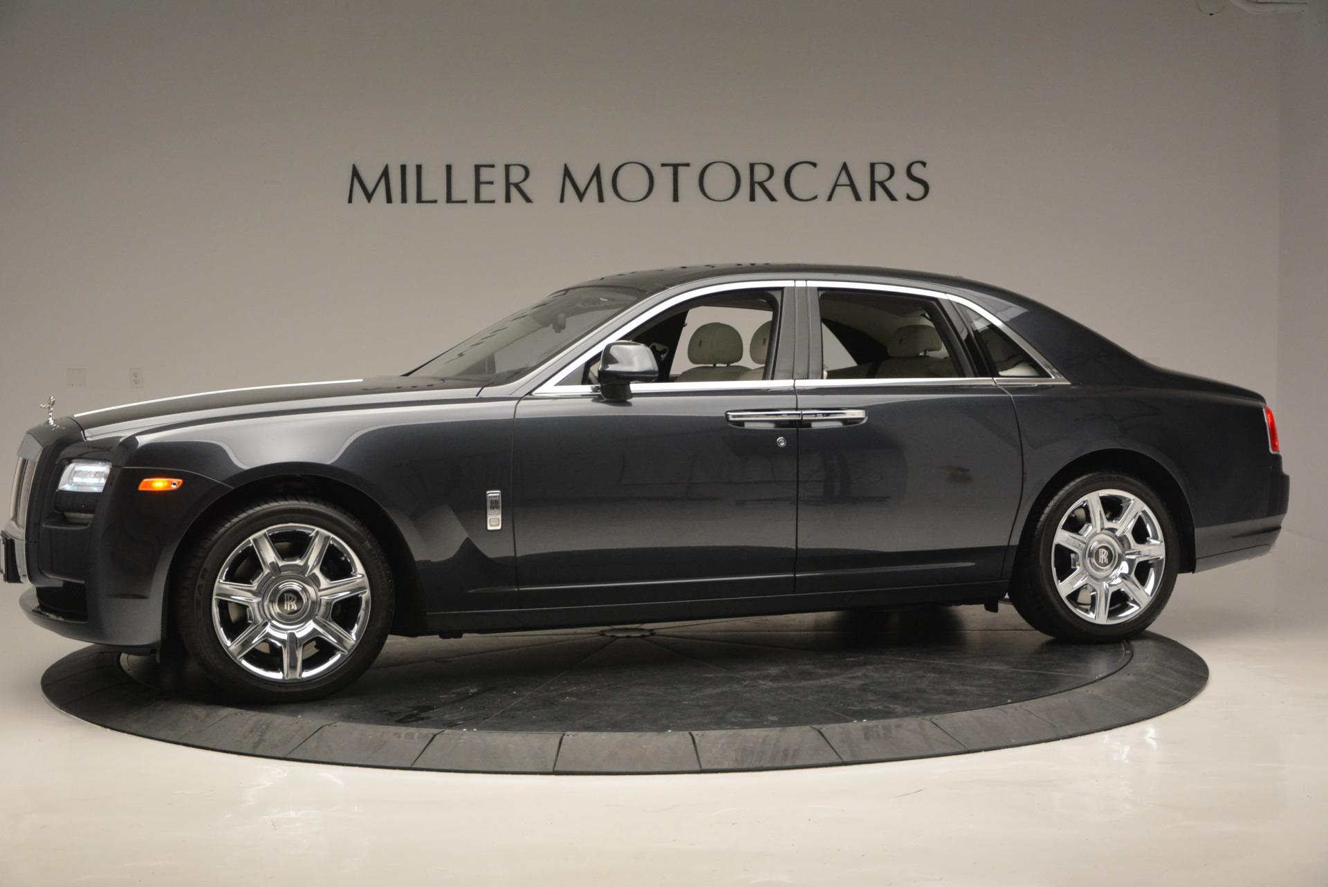Used 2013 Rolls-Royce Ghost  For Sale In Westport, CT 702_p3
