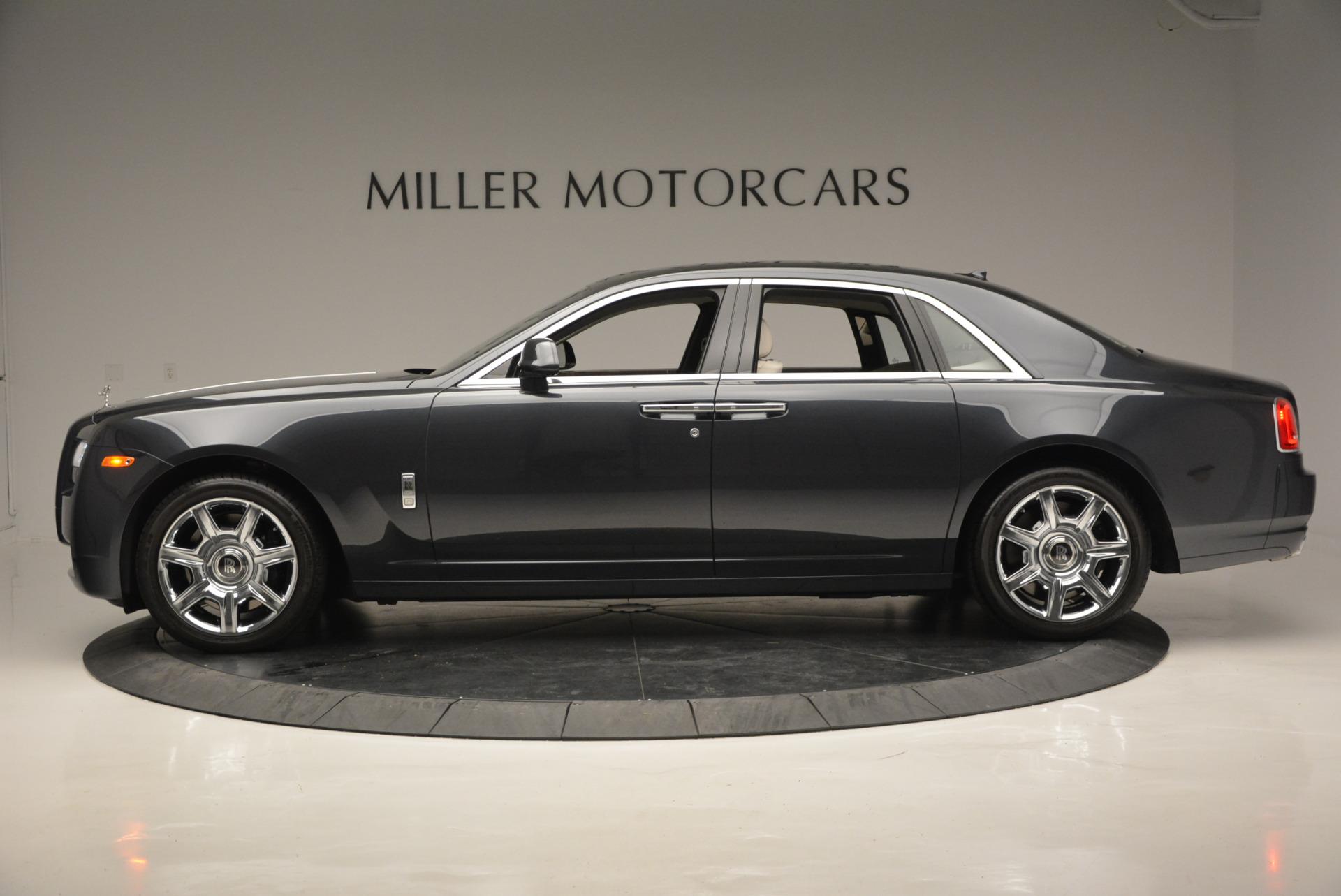 Used 2013 Rolls-Royce Ghost  For Sale In Westport, CT 702_p4
