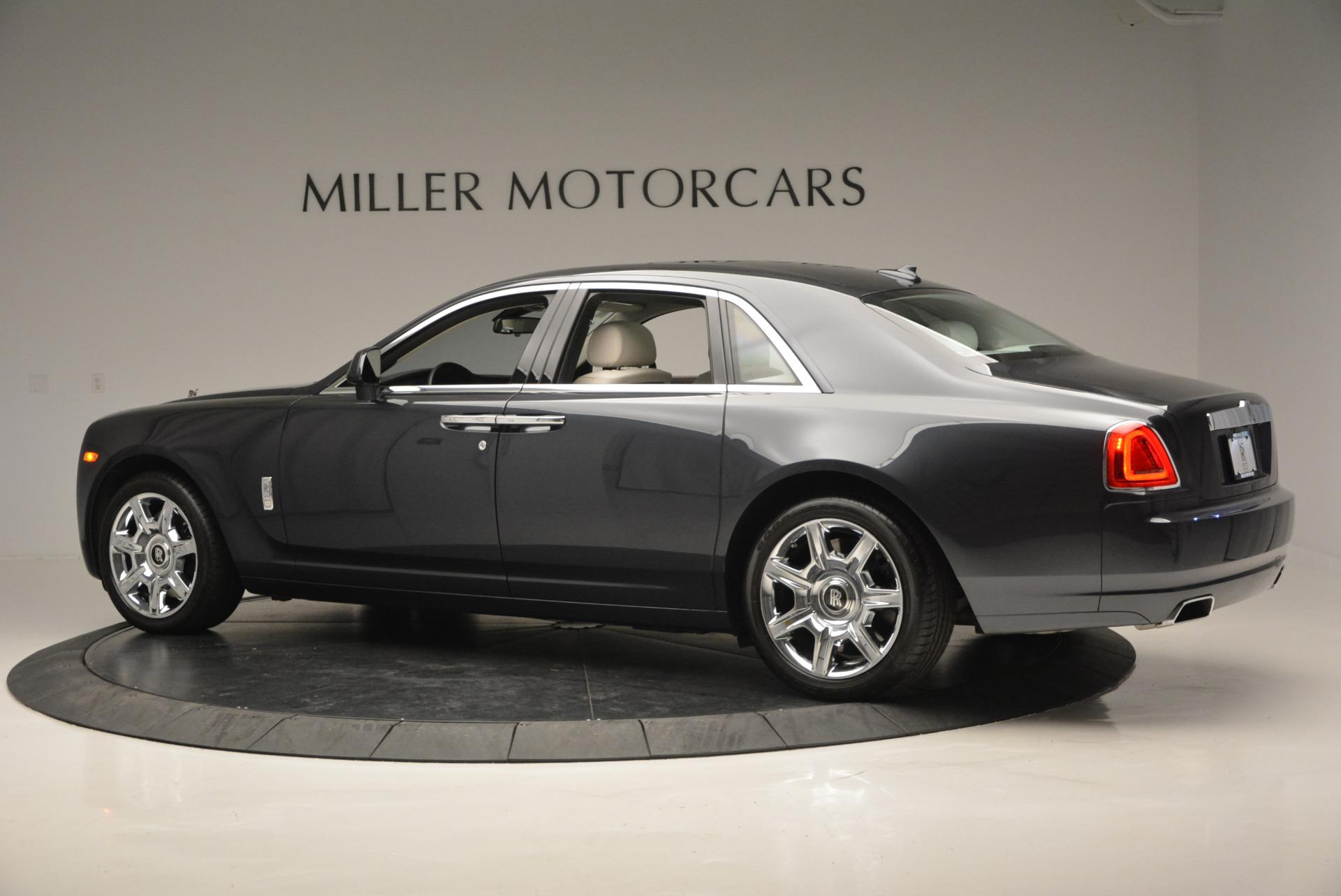 Used 2013 Rolls-Royce Ghost  For Sale In Westport, CT 702_p5