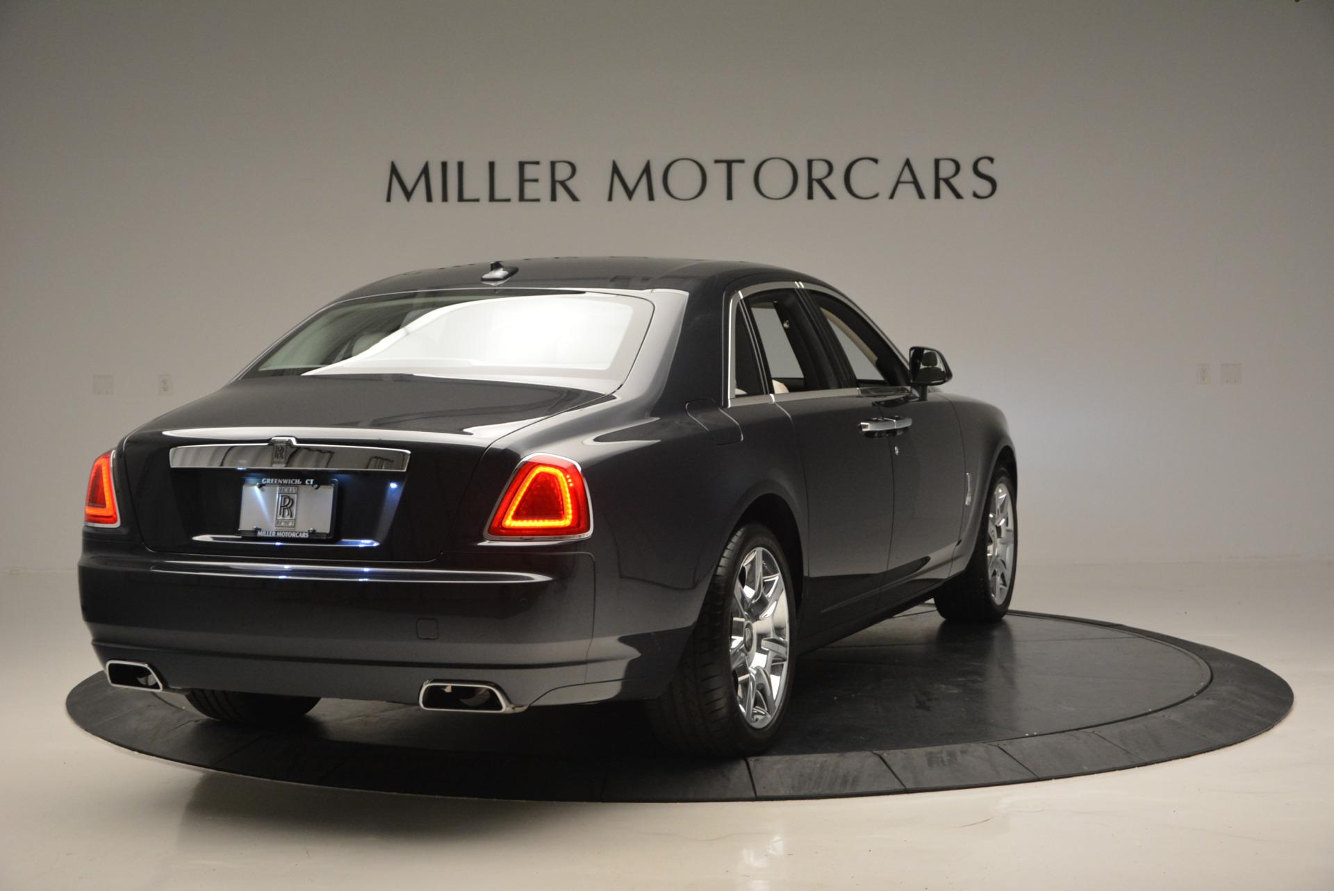 Used 2013 Rolls-Royce Ghost  For Sale In Westport, CT 702_p8