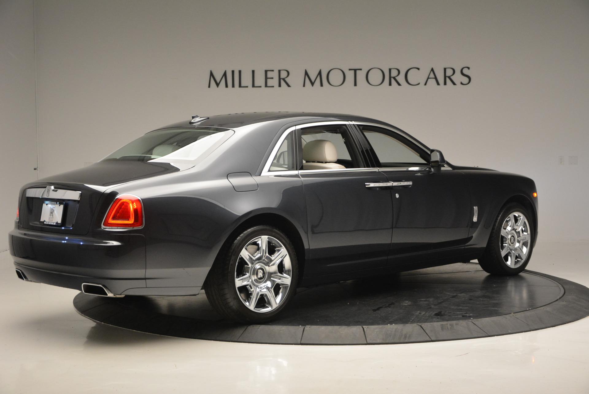 Used 2013 Rolls-Royce Ghost  For Sale In Westport, CT 702_p9
