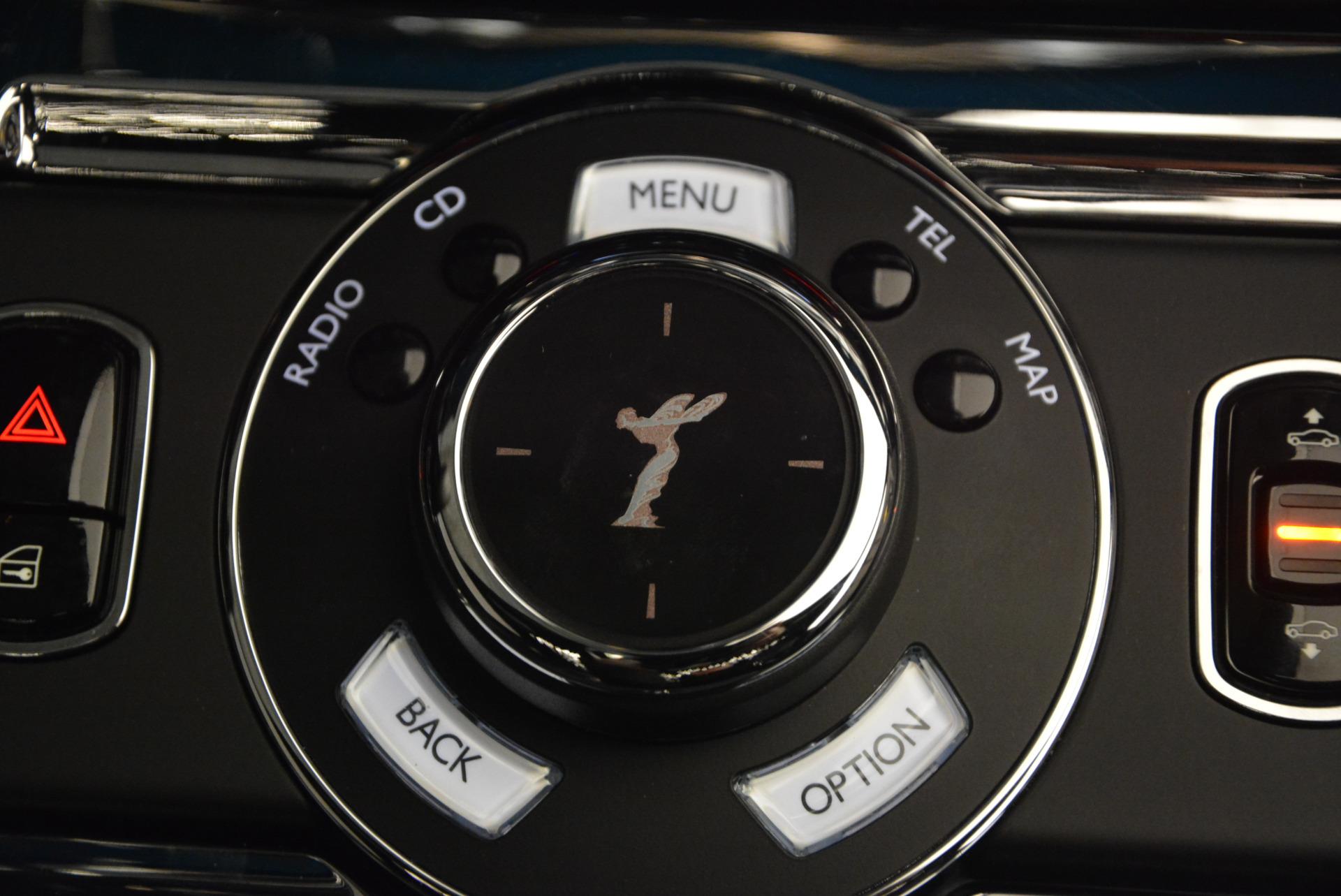 Used 2016 Rolls-Royce Ghost Series II  For Sale In Westport, CT 703_p35
