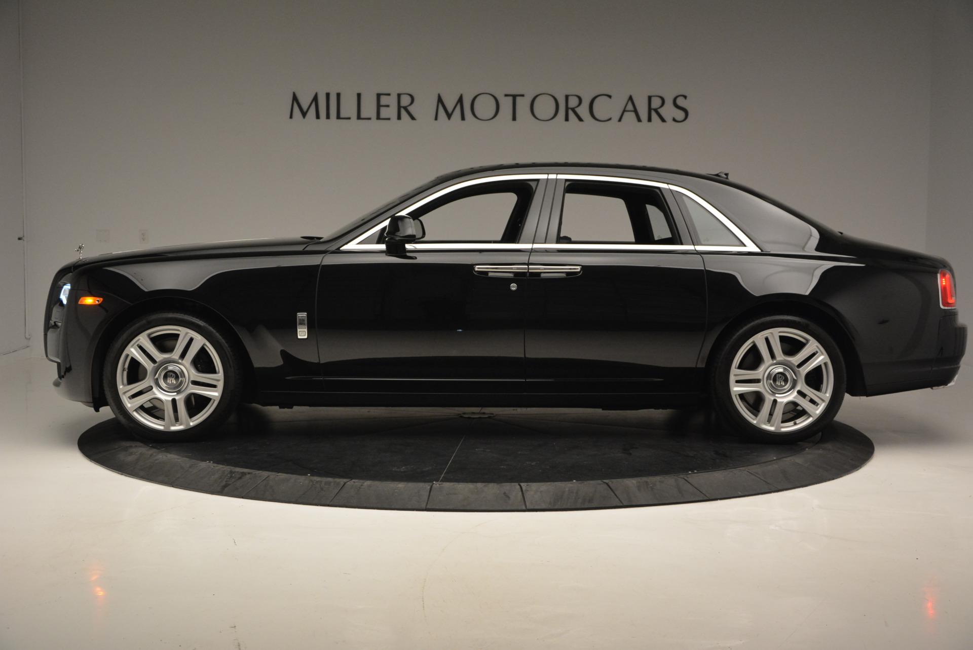 Used 2016 Rolls-Royce Ghost Series II  For Sale In Westport, CT 703_p3