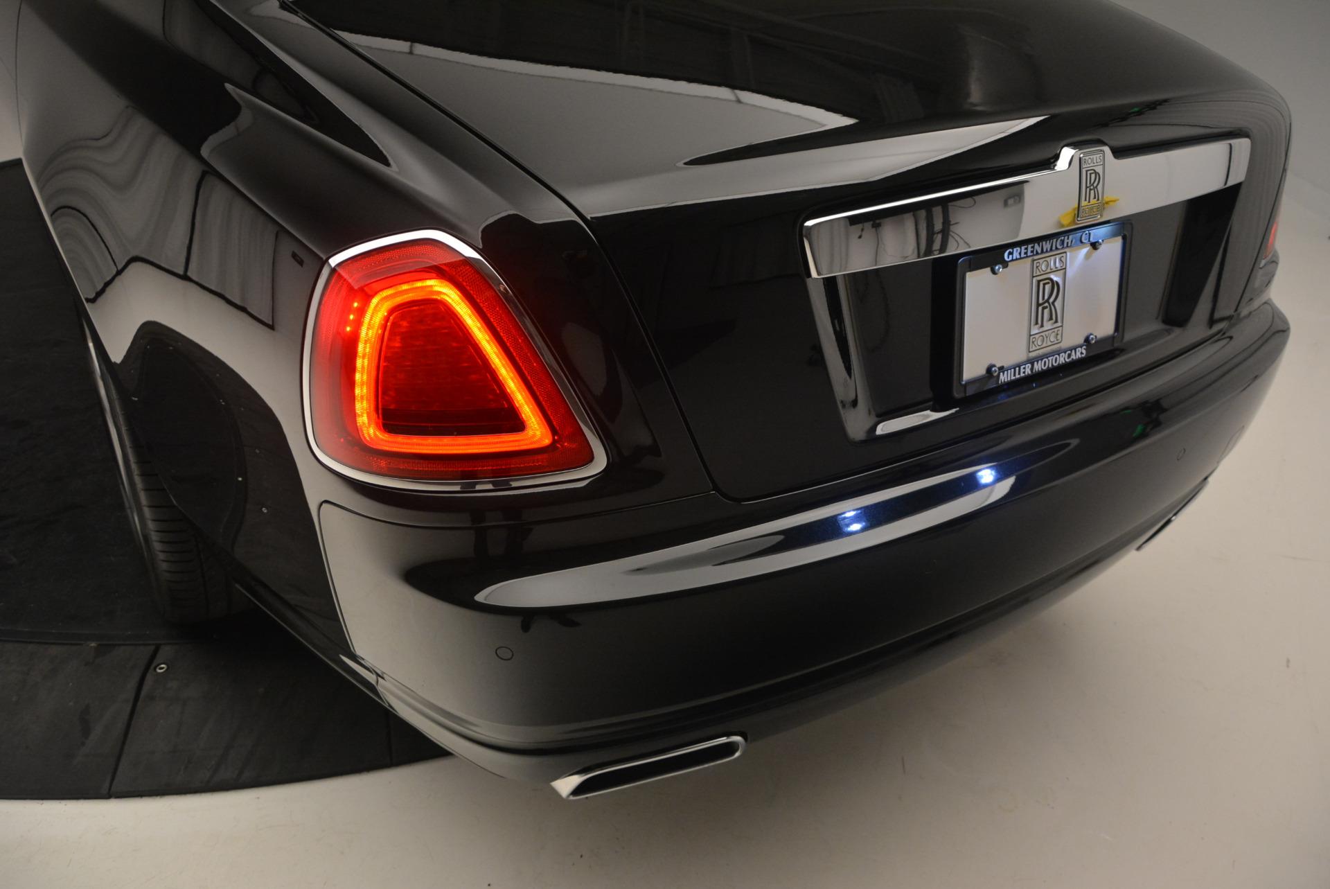 Used 2016 Rolls-Royce Ghost Series II  For Sale In Westport, CT 703_p41