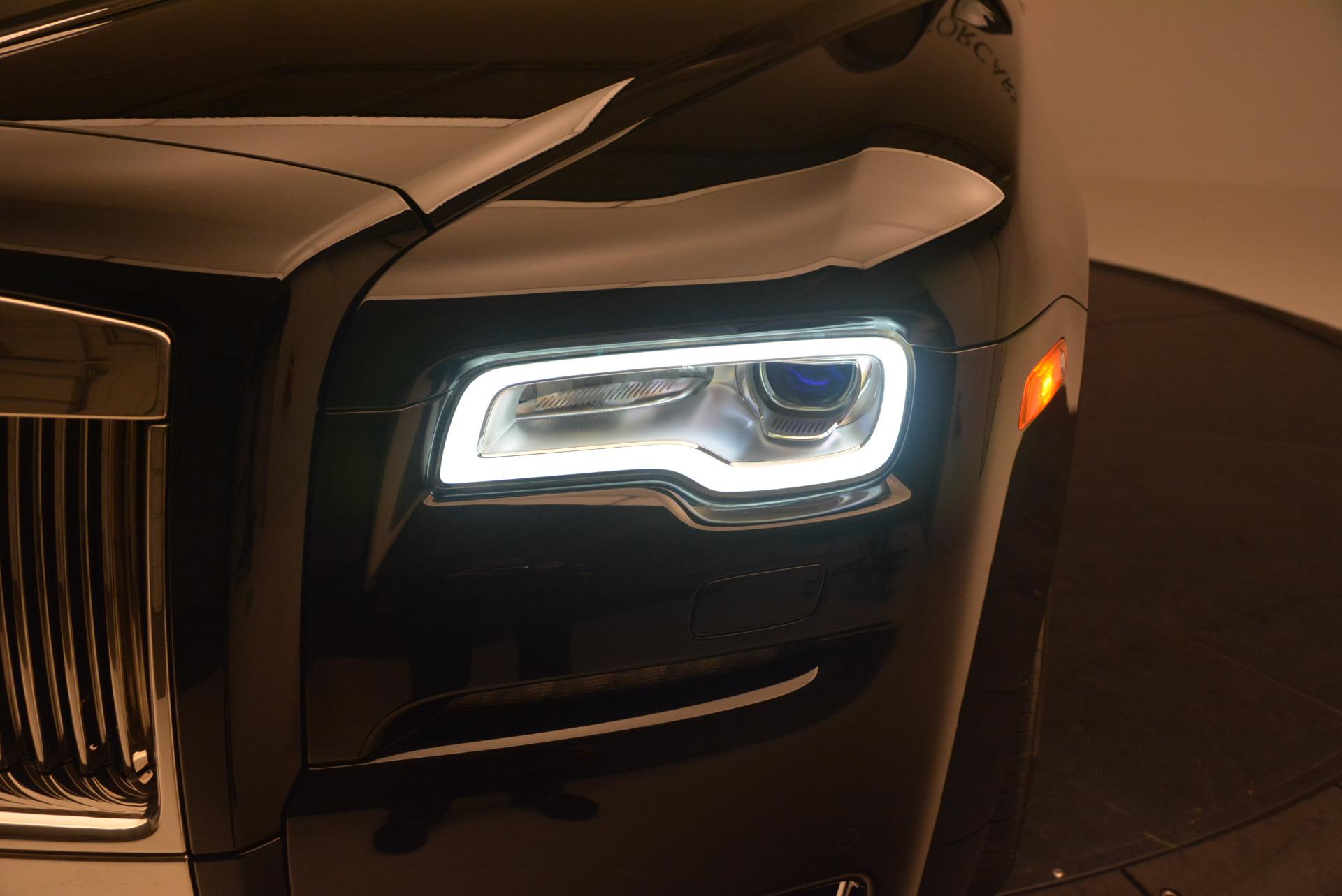 Used 2016 Rolls-Royce Ghost Series II  For Sale In Westport, CT 703_p43