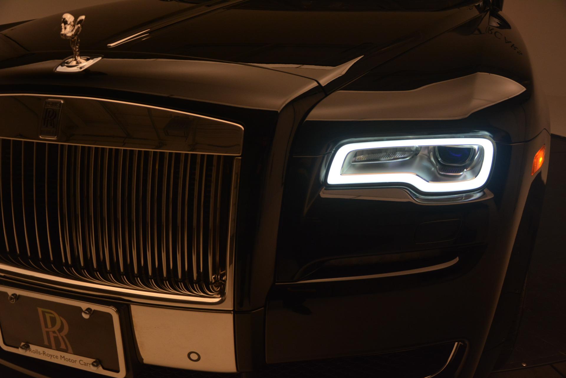 Used 2016 Rolls-Royce Ghost Series II  For Sale In Westport, CT 703_p44