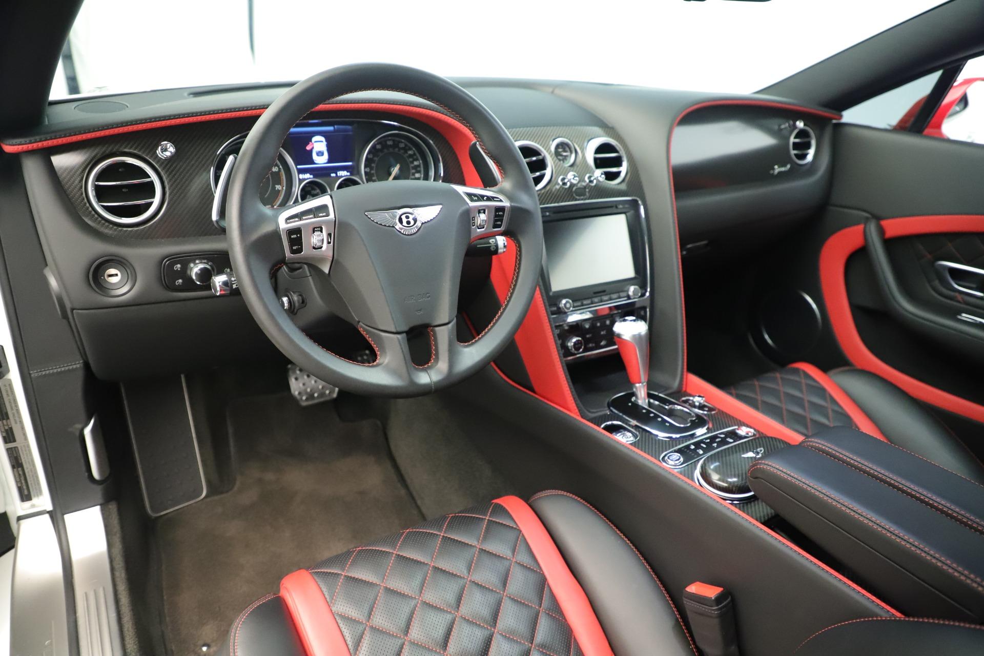 Used 2017 Bentley Continental GT Speed For Sale In Westport, CT 706_p14