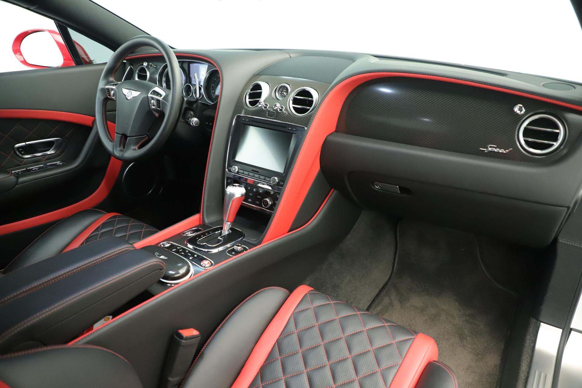 Used 2017 Bentley Continental GT Speed For Sale In Westport, CT 706_p18